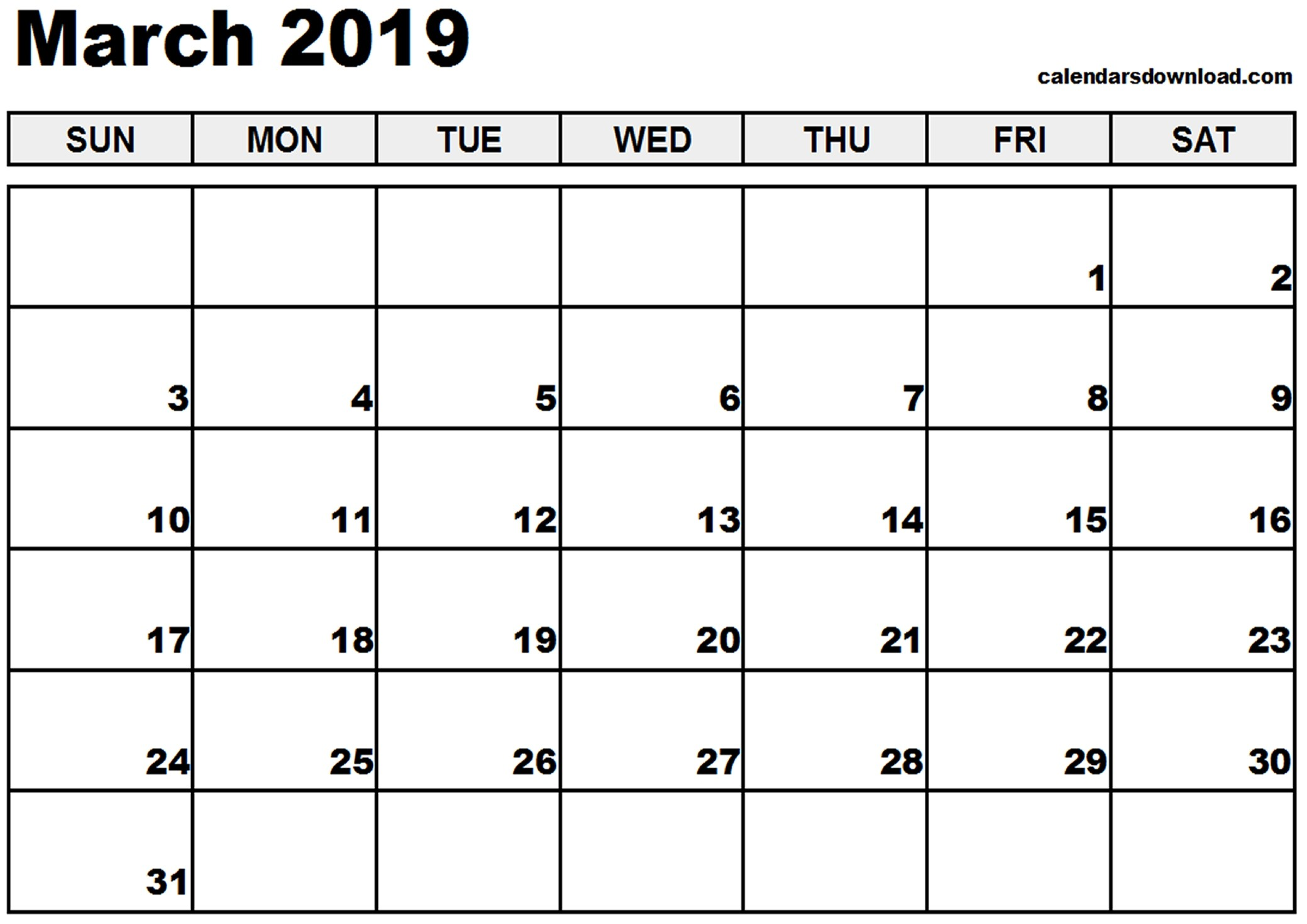 March Calendar 2019 Más Populares March 2019 Calendar Pdf Word Excel Of March Calendar 2019 Más Populares February March Calendar 2019 2018 Printable Calendar Store