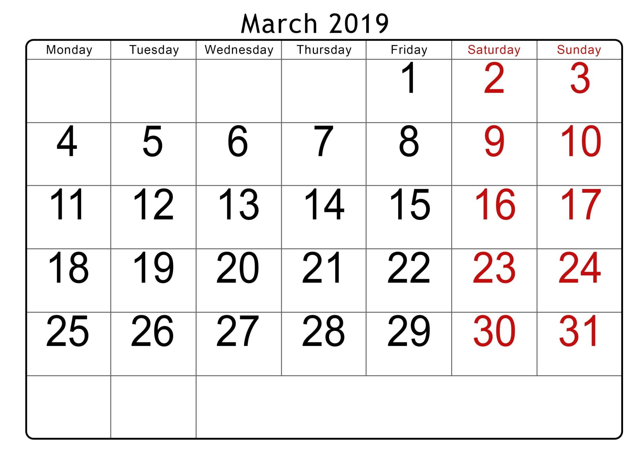 March Calendar 2019 Recientes March Calendar for 2019 Pdf Printable 2019 Calendar Of March Calendar 2019 Más Actual Odia Calendar 2019 with March Odishain