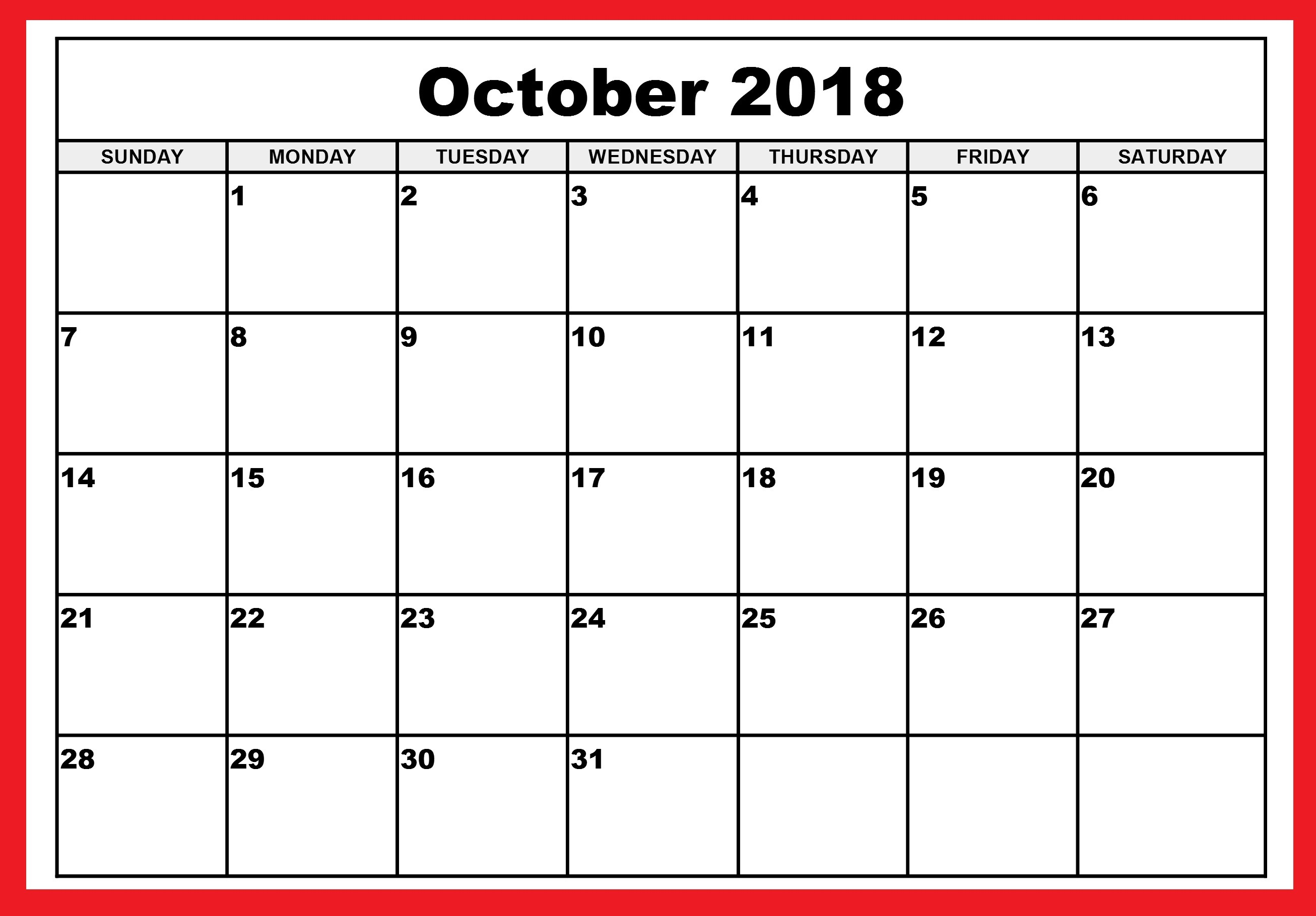 6 month calendar october to march 2019 calendar editable template