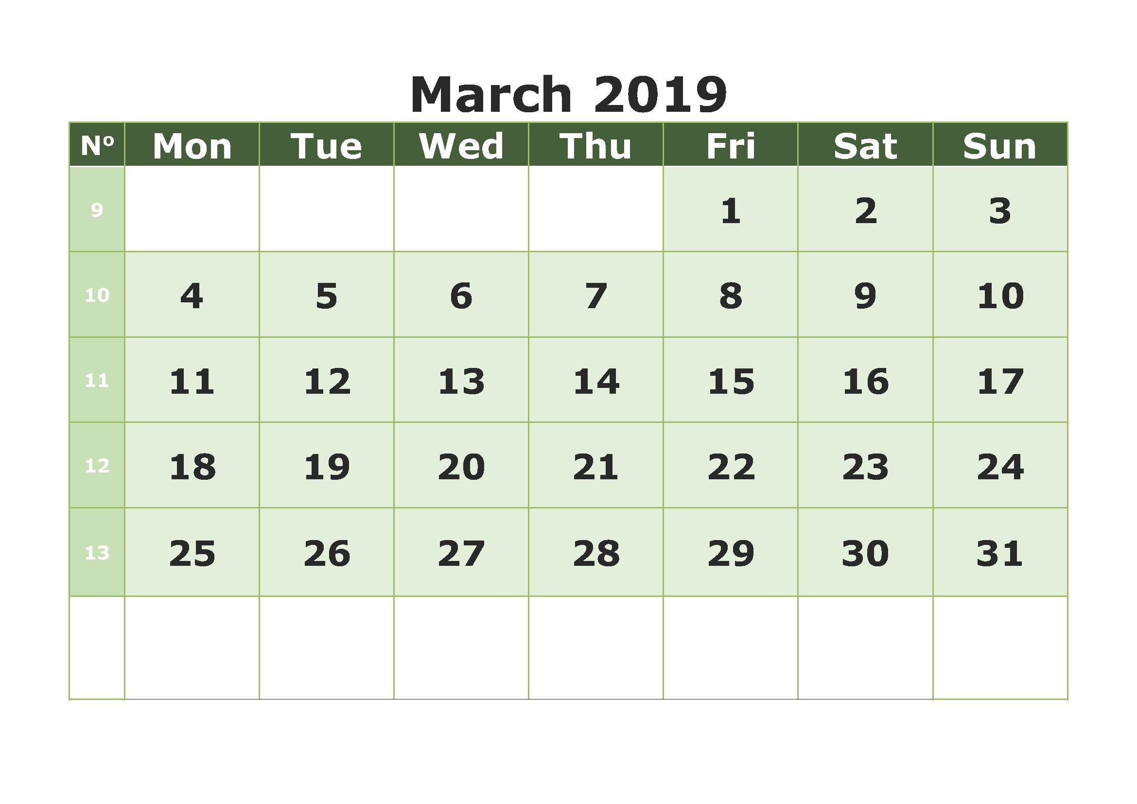 March Holiday Calendar 2019 Mejores Y Más Novedosos March 2019 islamic Calendar – March 2019 Calendar Printable Of March Holiday Calendar 2019 Mejores Y Más Novedosos March 2019 Calendar Printable with Holidays