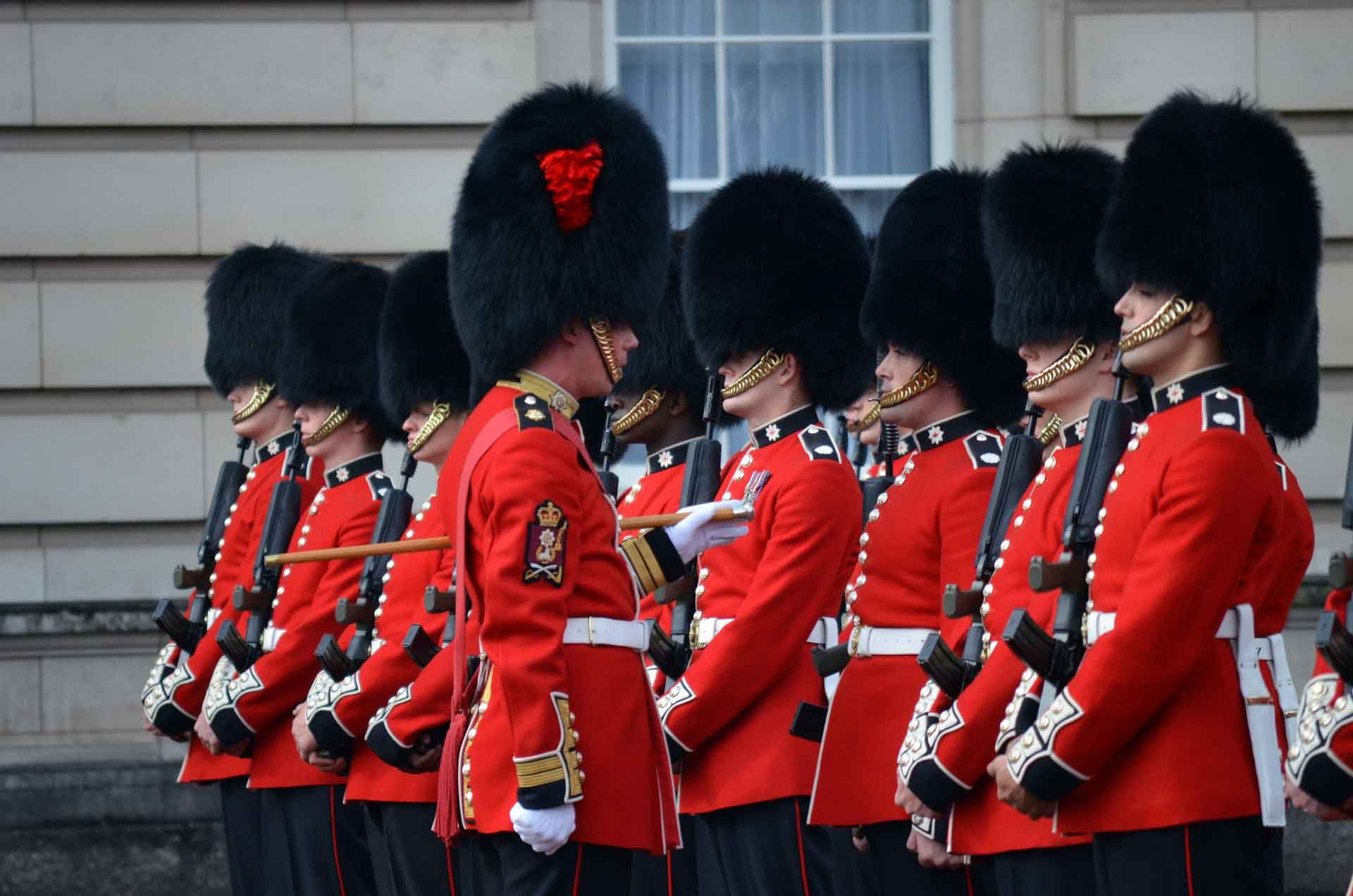 The Queen s Guard Duties for February 2019