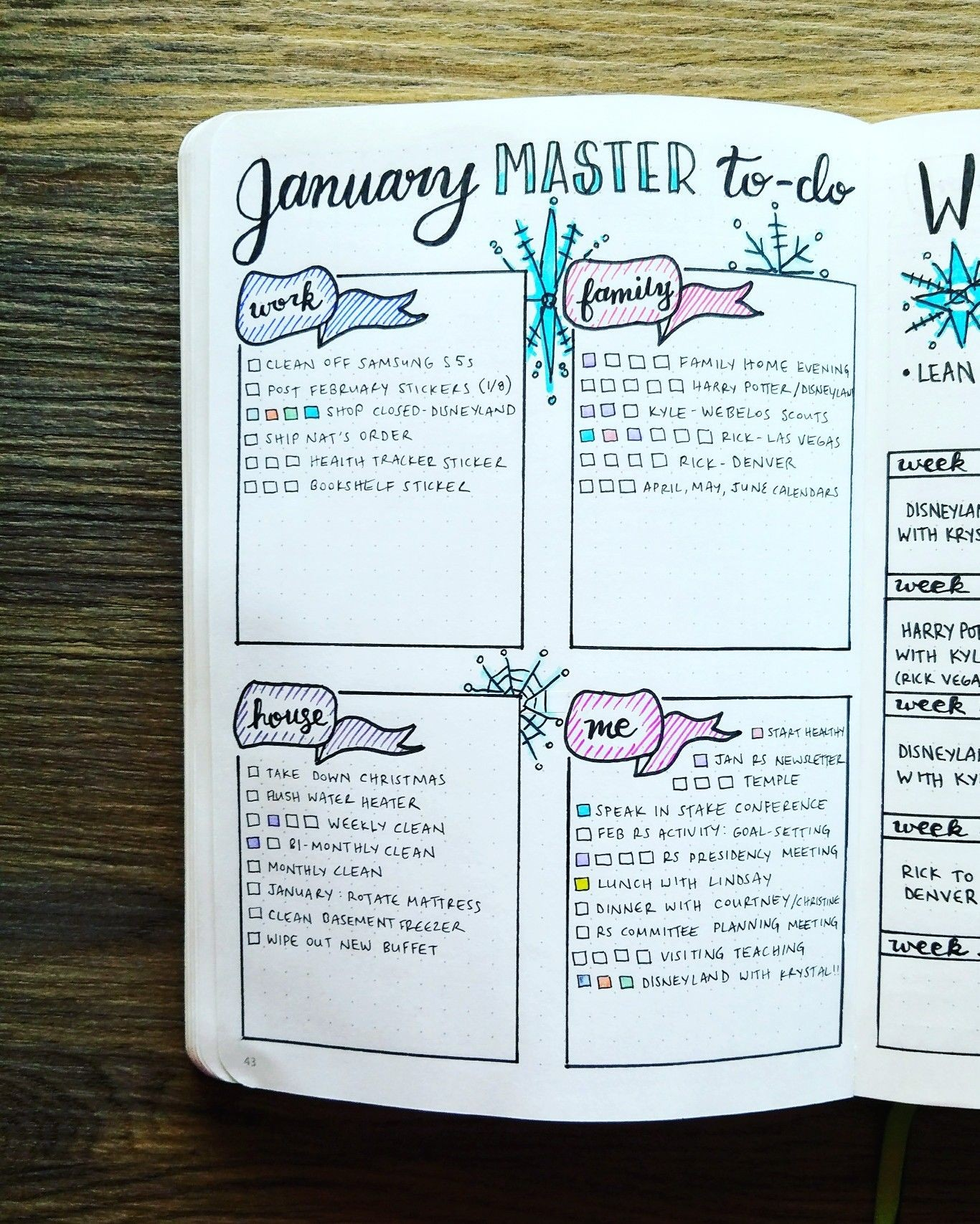 January February March Calendar Más Arriba-a-fecha Pin by Blue Sky Design On Bullet Journaling Pinterest Of January February March Calendar Más Caliente Special Days Calendar for Occasions to Celebrate