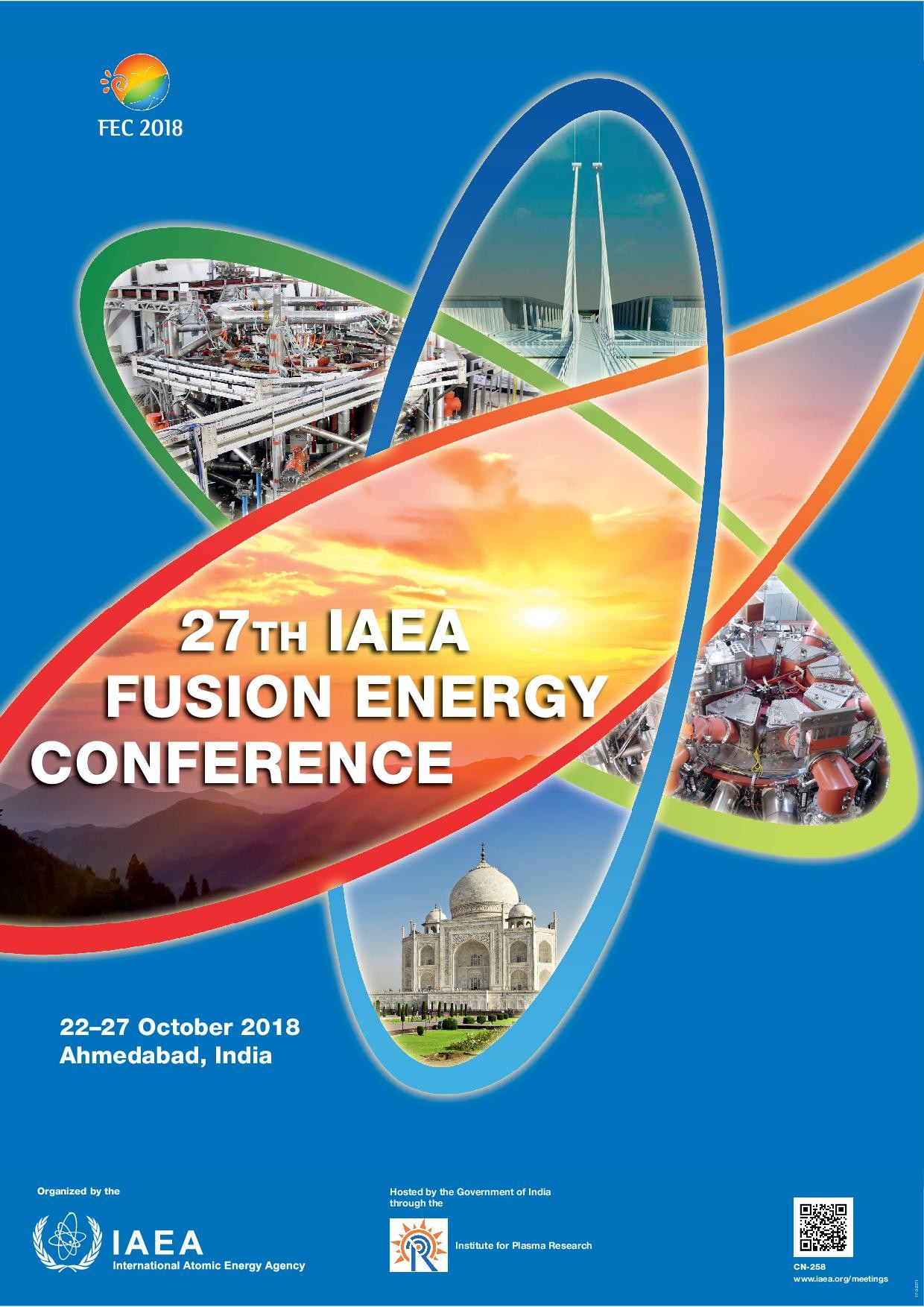 Fusion Energy Conference 2018 Reviews Status of Research and Technology to Fusion Power