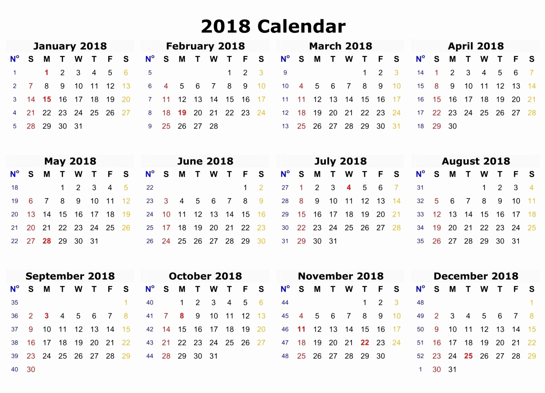 Monatskalender 2016 Excel Neu Kalender 2017 Excel Elegant 2017 Calendar Template Lovely Calendar
