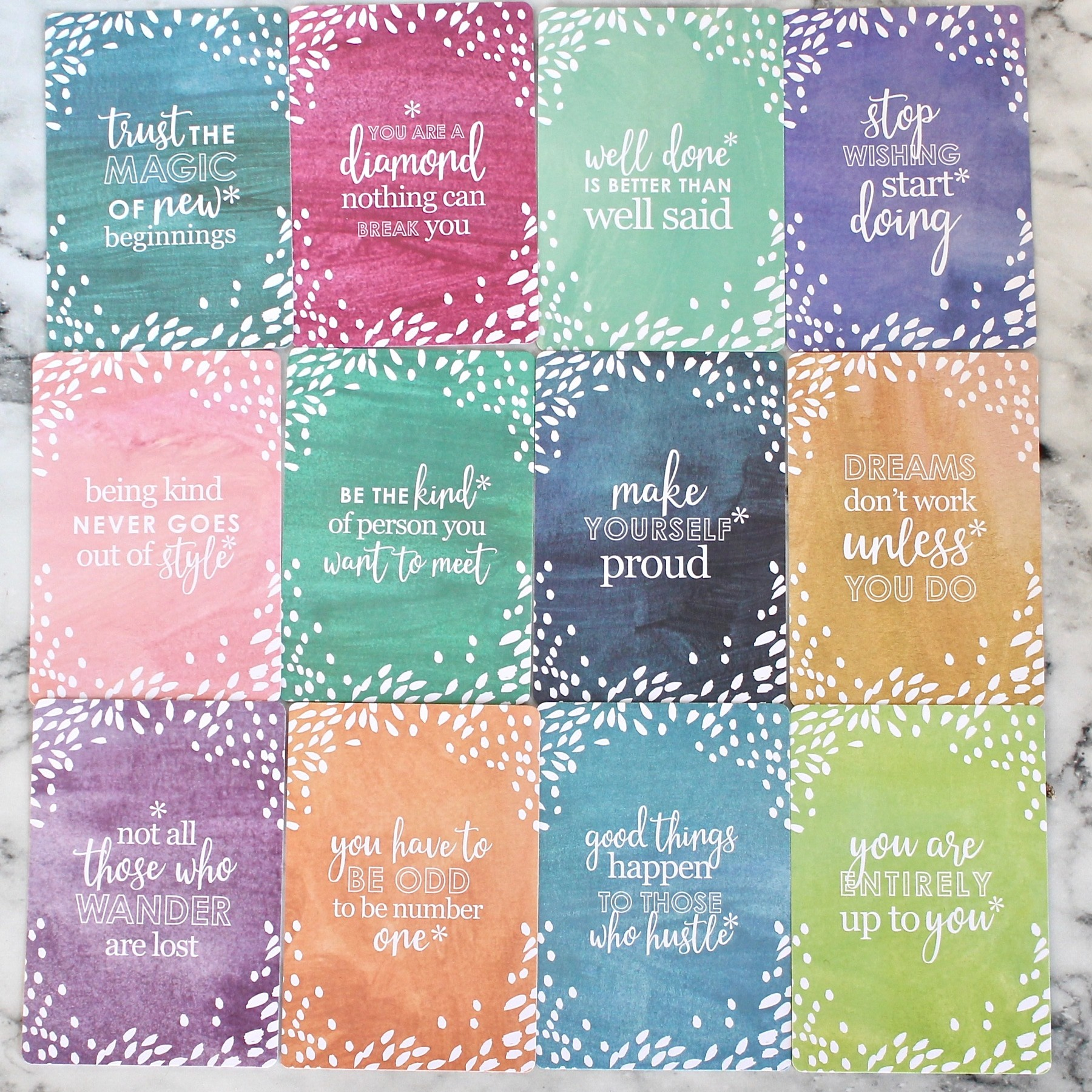 calendar quotes for each month holiday ts theyll love from erin condren realizing beauty