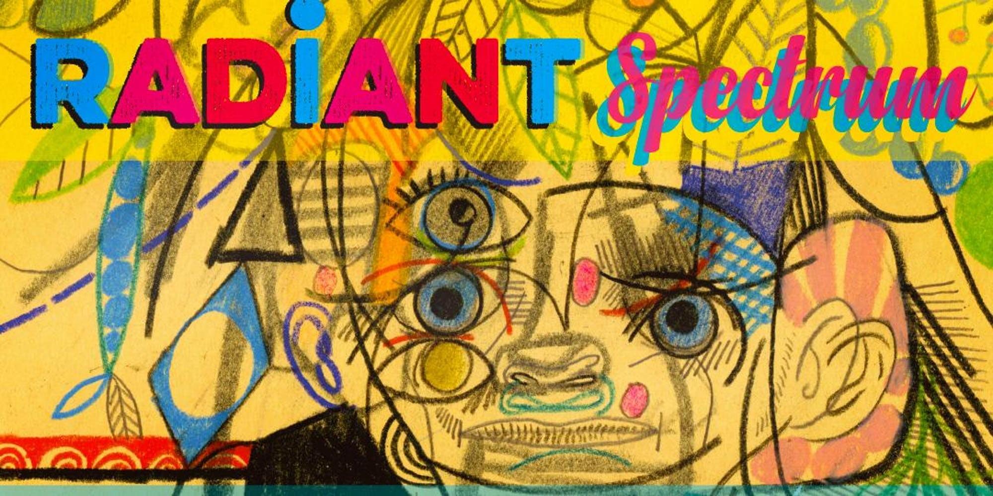 Radiant Spectrum Art Exhibit Event Mash Gallery Los Angeles [9 March]