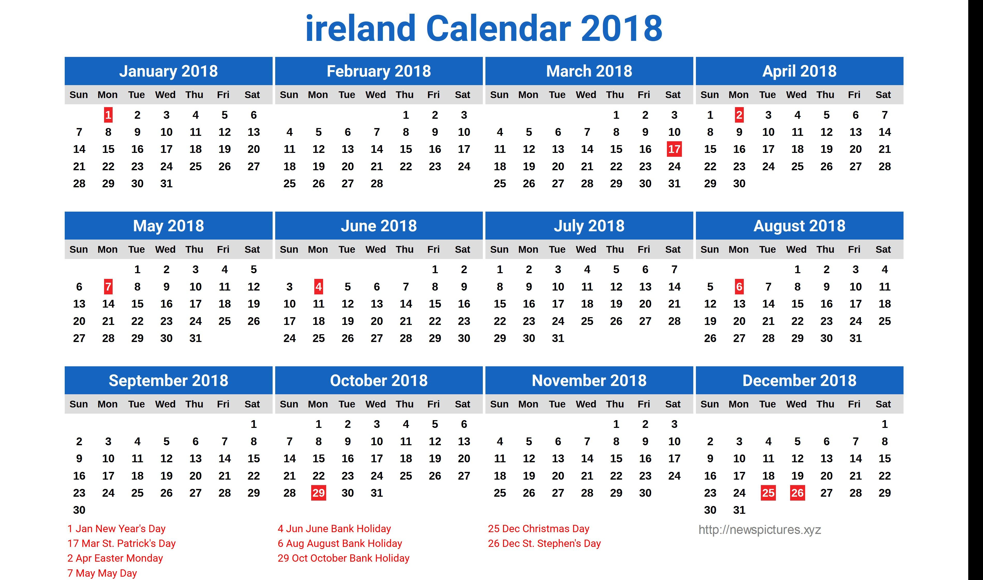 november 2018 calendar easter holiday calendar ireland 2018 of holiday calendar ireland 2018awesome luxury elegant best of beautiful fresh inspirational lovely unique new ireland calendar 2018 1 newspictures MjmAOv