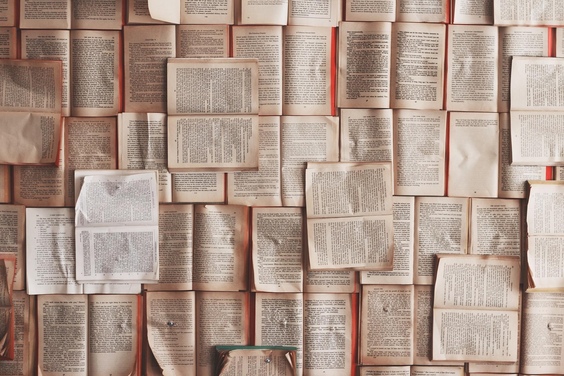 Separamos 18 obras literárias para dar de presente neste fim de ano Foto Pixabay