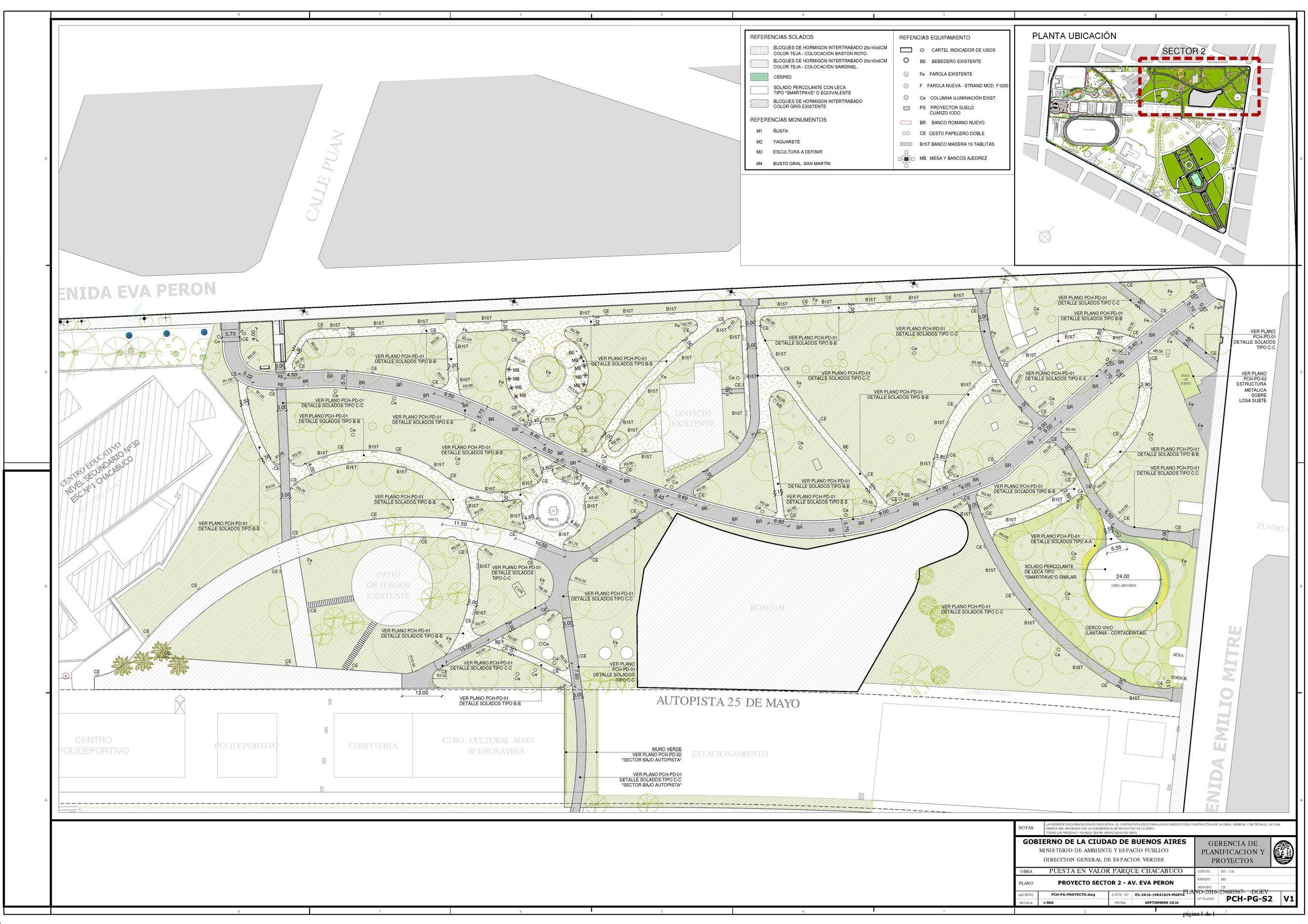 Planos de la renovaci³n Fuente en PDF