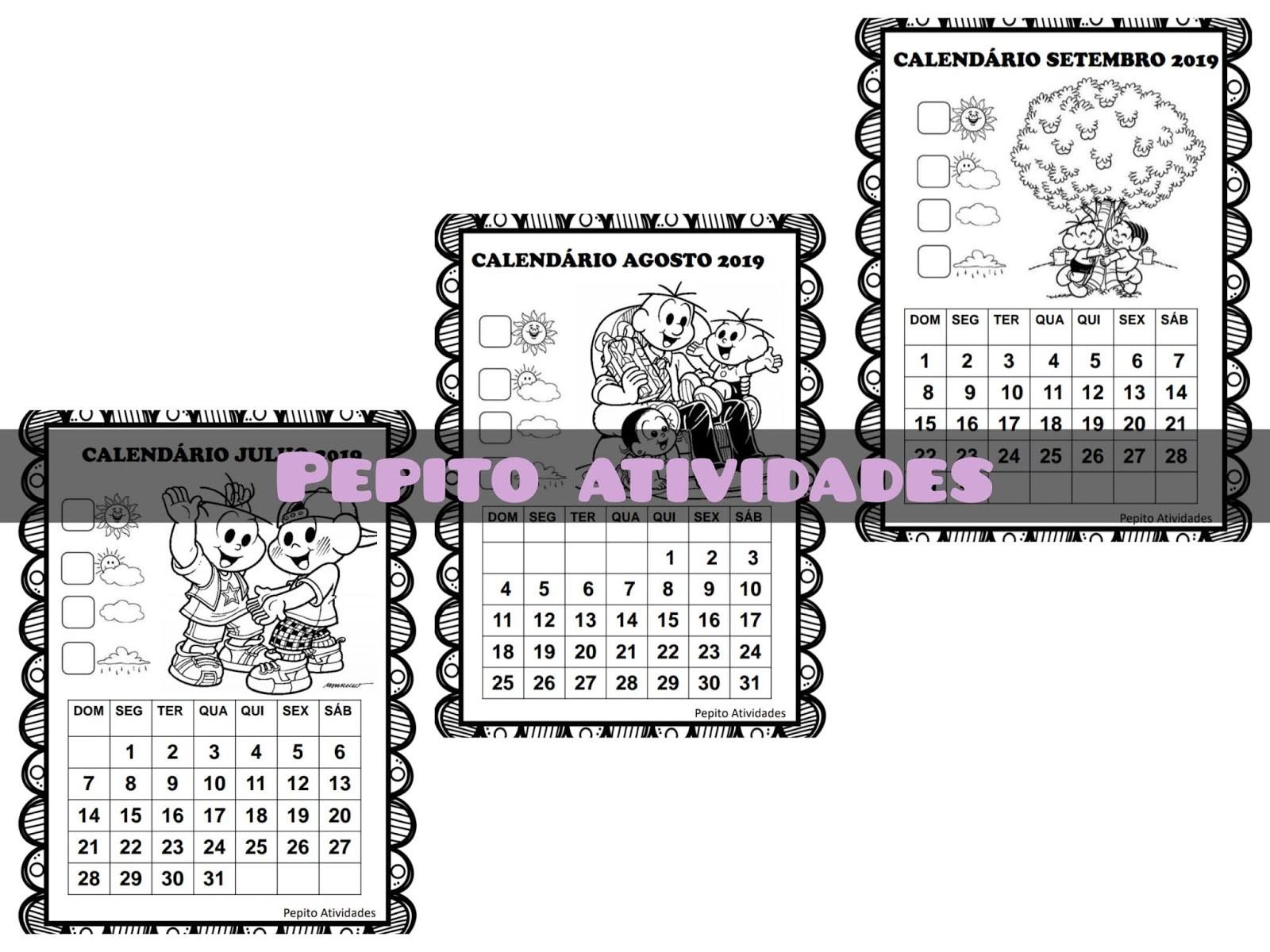 Calendario Mes 2019 Para Imprimir Abril t