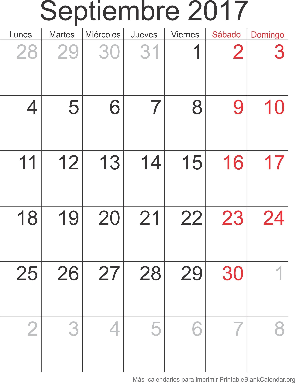 Michel Zbinden Calendario De Septiembre