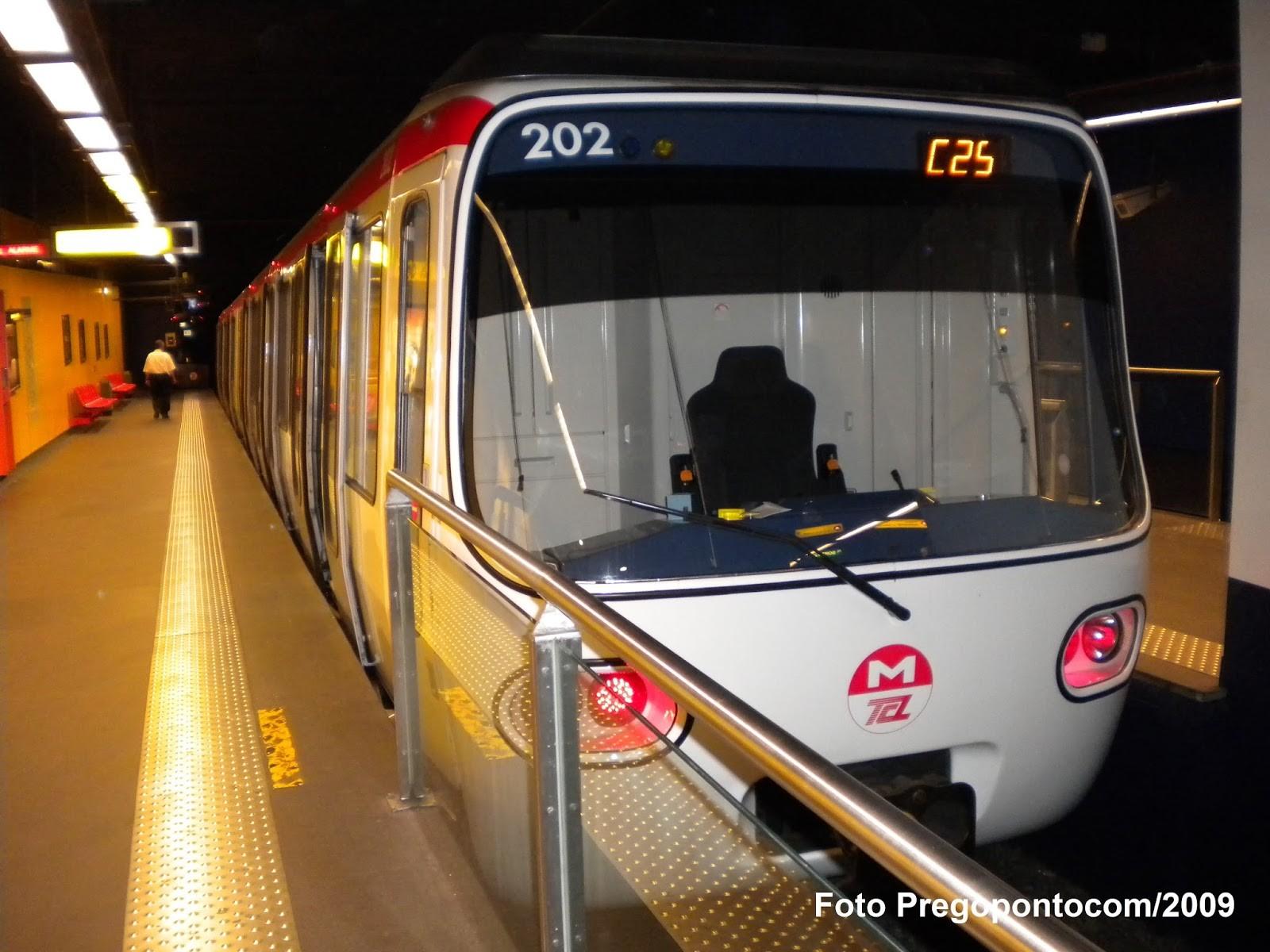 SYTRAL e Alstom assinam contrato para automa§£o das linhas B e D do Metr´ de Lyon