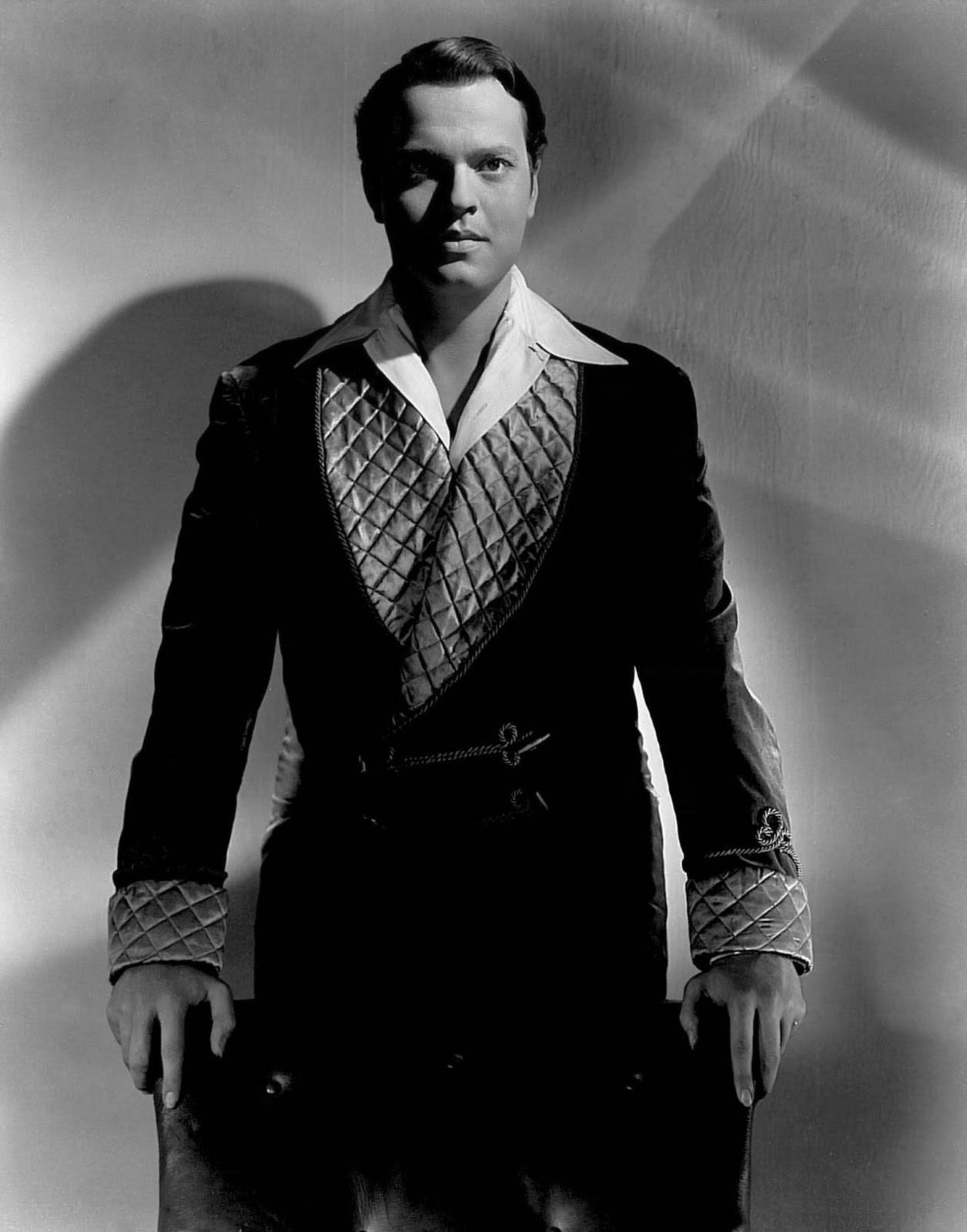 Orson Welles in Quarto potere 1941