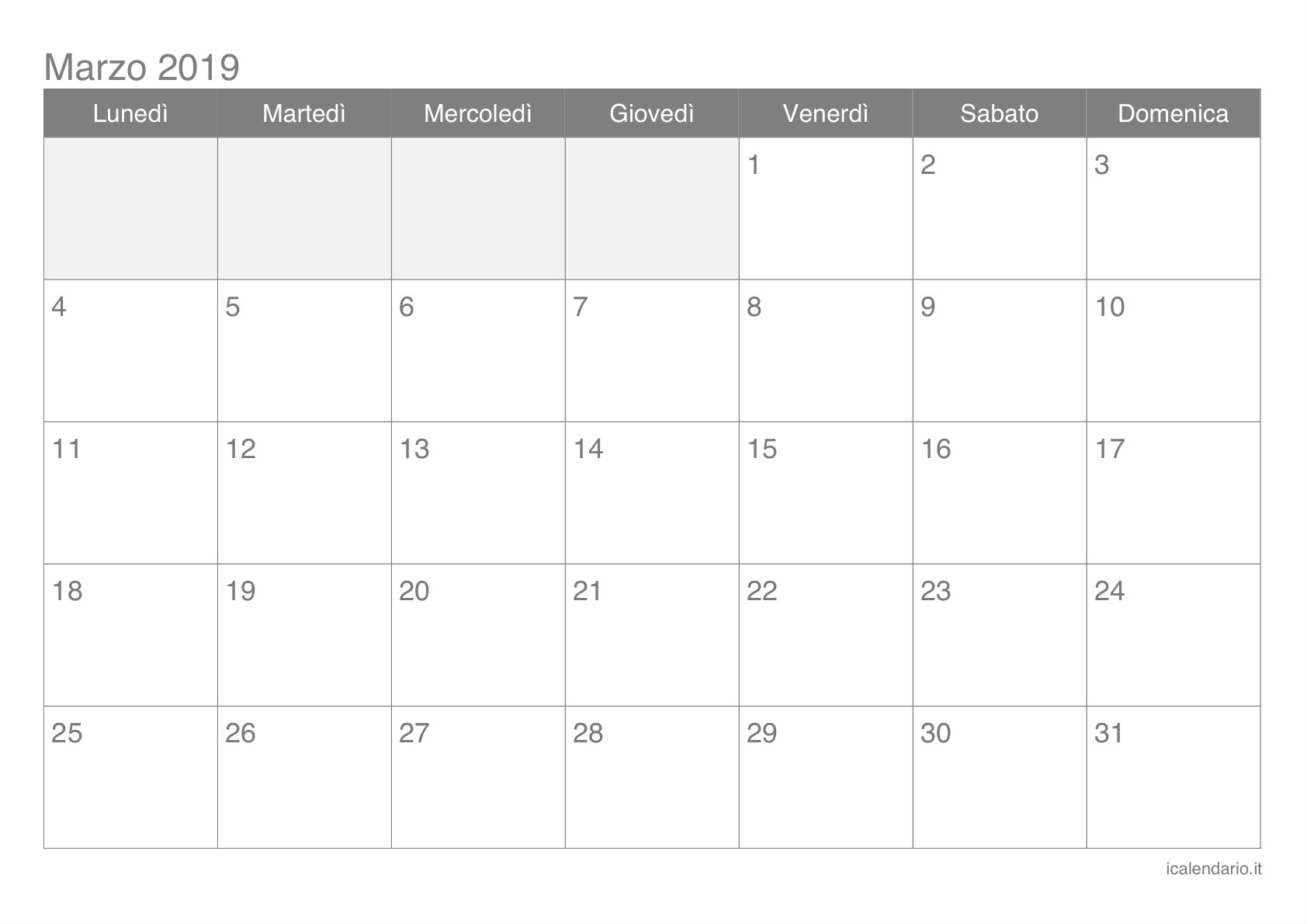 Calendario 2019 Con Santi Marzo Recientes Calendario Marzo