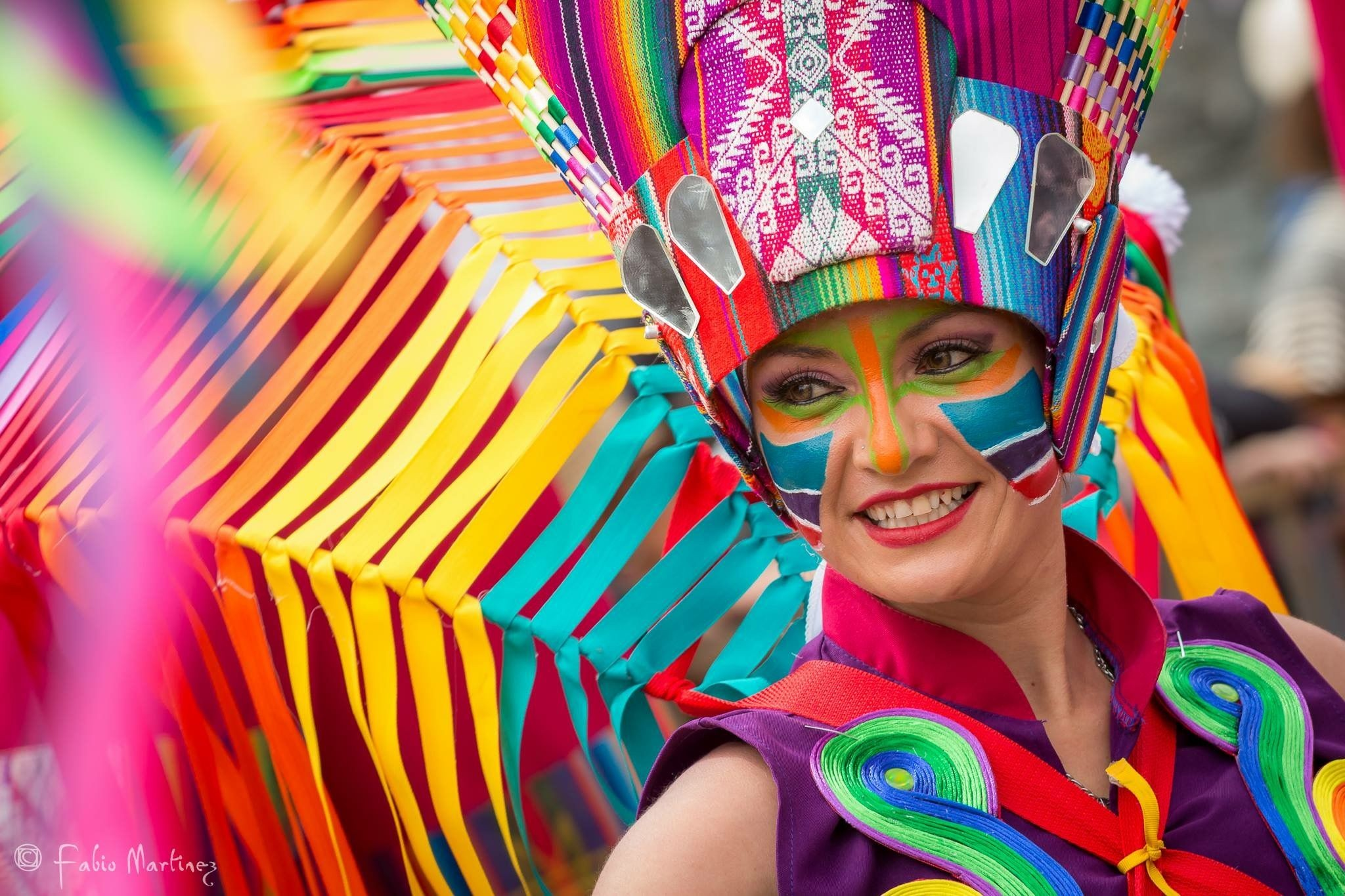 Carnavales blancos y negros Pasto 2017 Foto Fabio Martinez fabiomartinez foto
