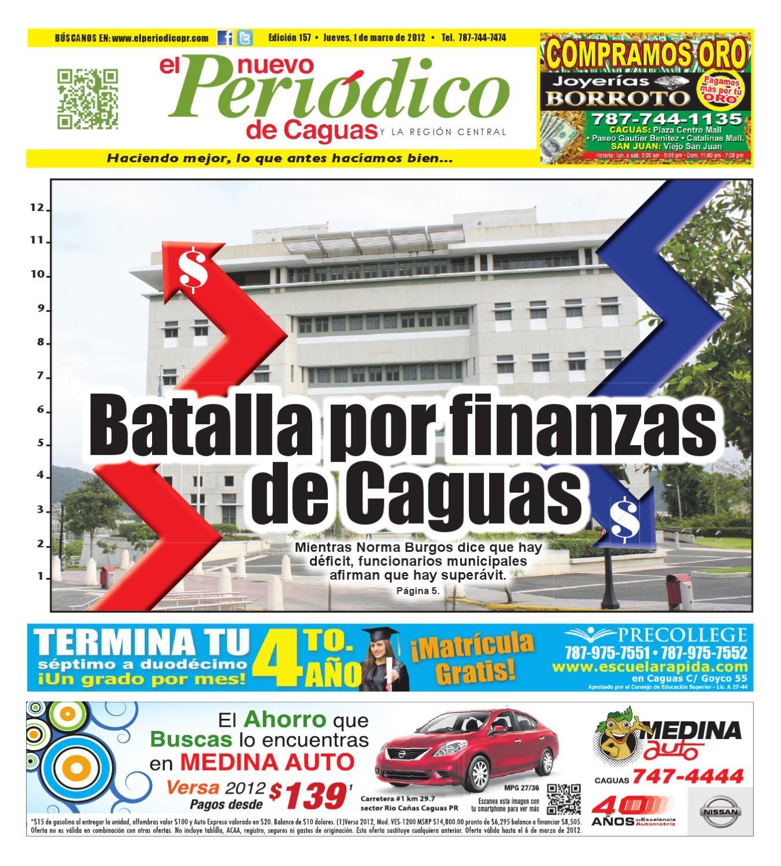 Calendario De Inscripciones Udg 2019 A Más Recientes El Nuevo Peri³dico 157 by El Nuevo Periodico De Caguas issuu