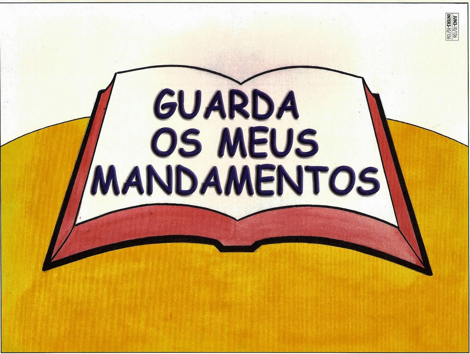 Lembrancinha das Aulas da ORM Estudar as Escrituras janeiro 2015