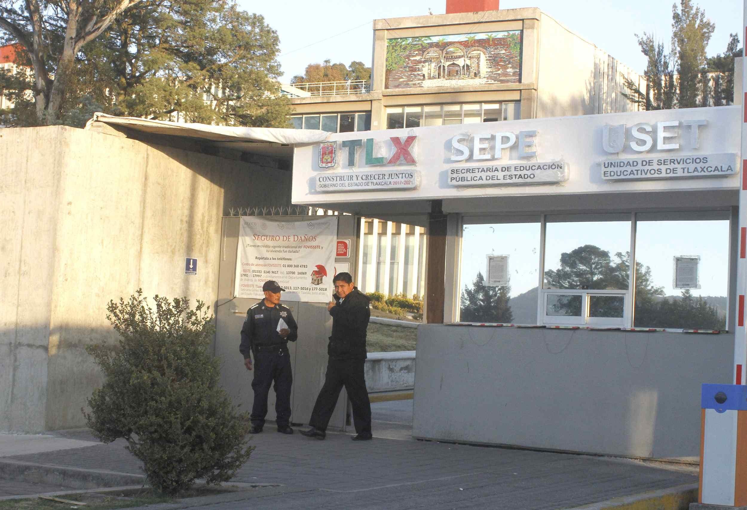 Iniciará SEPE investigaci³n en escuela de Cuahuixmatlac