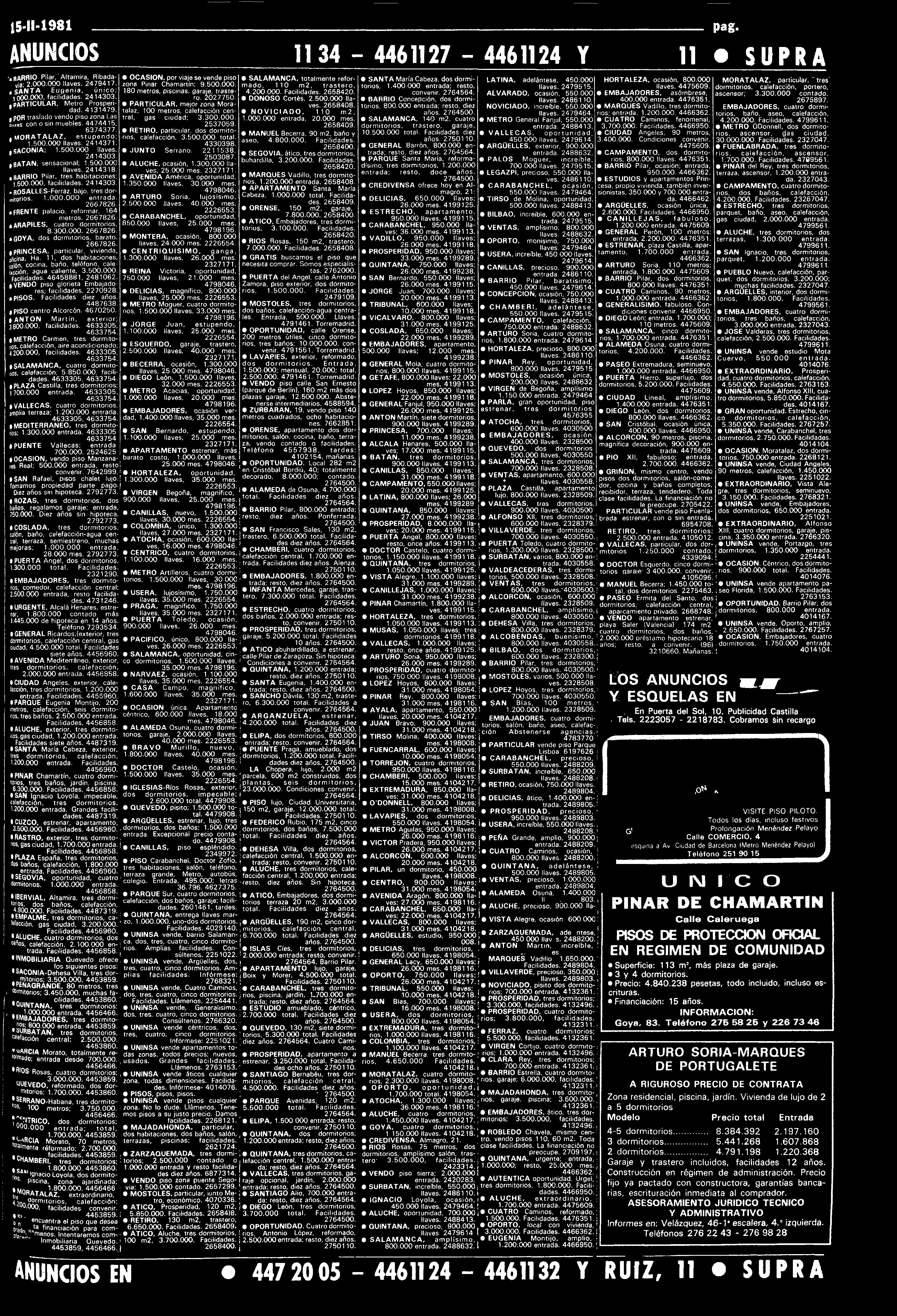 EL CARRASCAL junto a Zarzaquemada LECANES UNA URBANIZACION CON VENTAJAS Domingo 15 de febrero de PDF