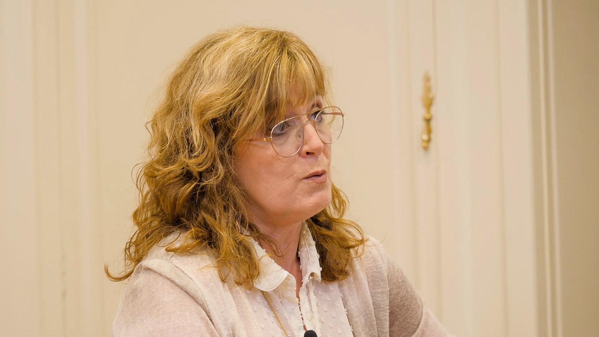En el Da de la Atenci³n Primaria nueva pldora para la salud con la Dra Patricia Alfonso