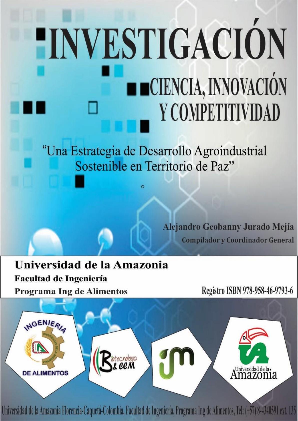 Investigacin Ciencia Innovacin y petitividad