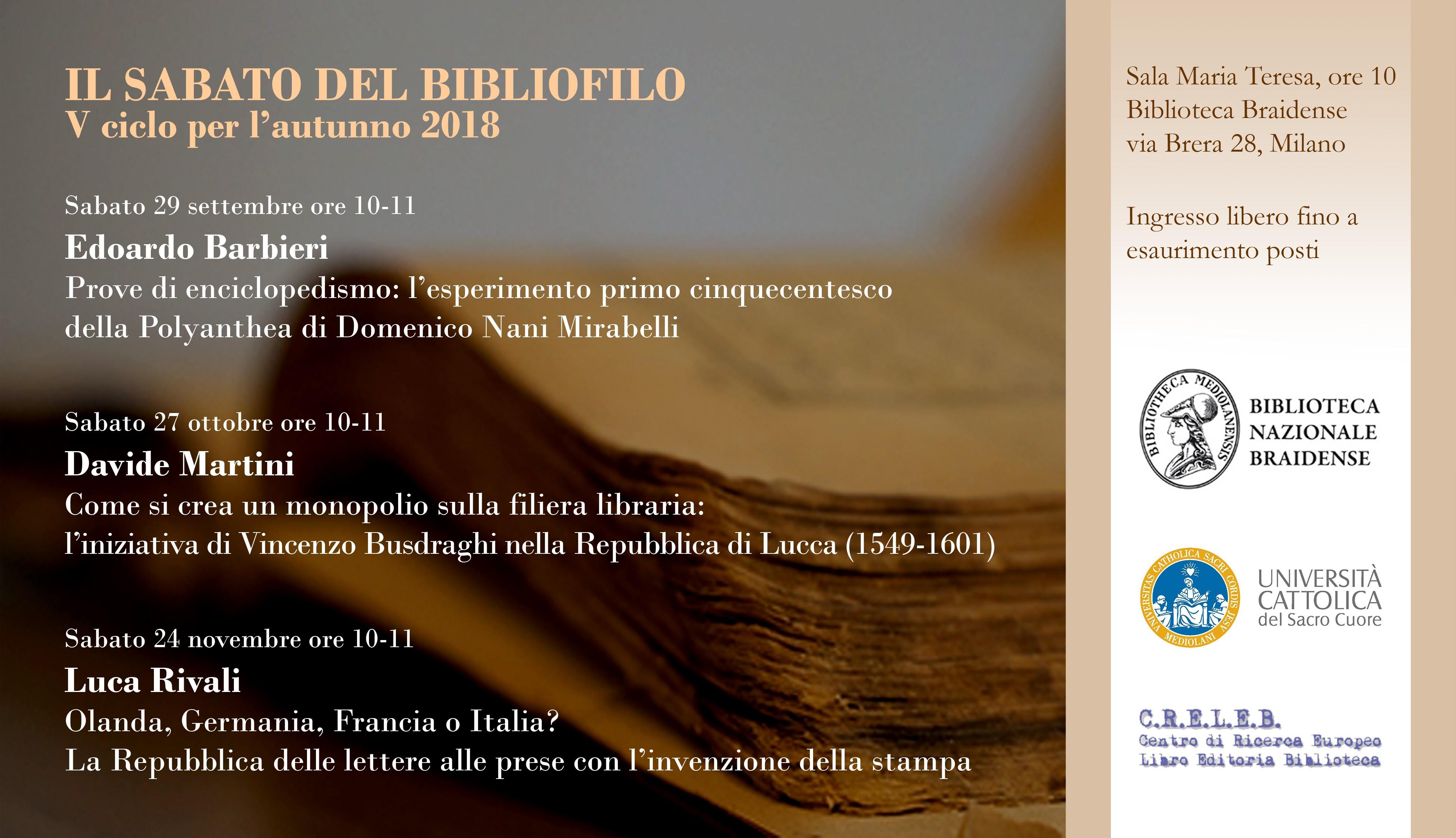L Almanacco Bibliografico
