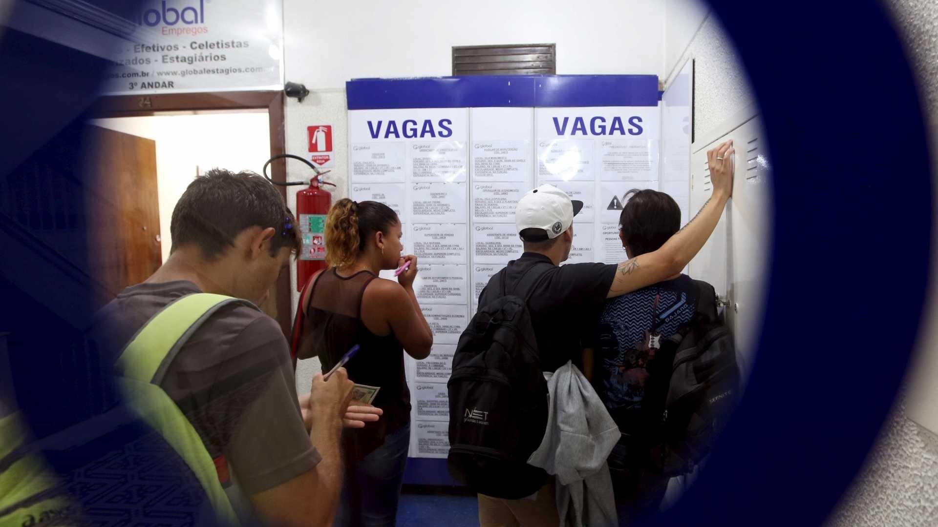 Pesquisa revela que Brasil tem 12 7 milhµes de desempregados
