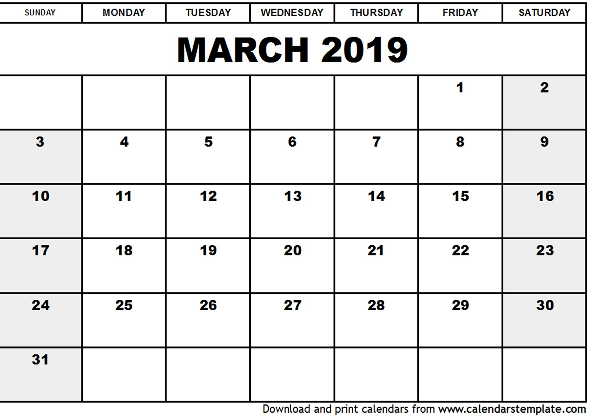 march 2019 calendar pdf march 2019 printable calendar march 2019 calendar template march 2019 calendar printable