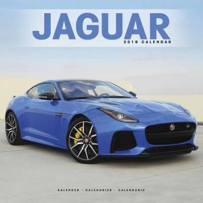 Jaguar Calendar 2019