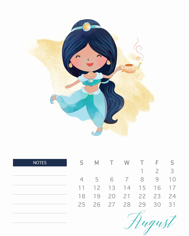 Free Cute Calendar Templates – Free Calendar 2016 Template Unique Printable Calendar Planner Lovely – thomasdegasperi