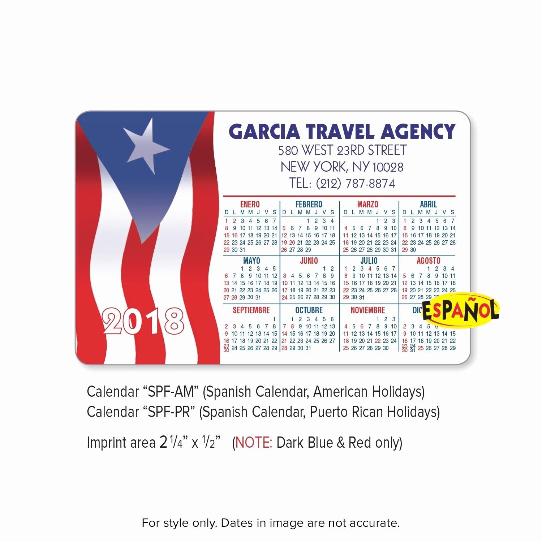 2018 Business Card Calendar Awesome Mpix Business Cards New Enduraline Calendar and Business Card Wallet