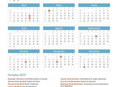 Calendario 2019 Bonitos Para Imprimir Por Meses Del Más Populares 15 Mejores Imágenes De Calendario De 2017