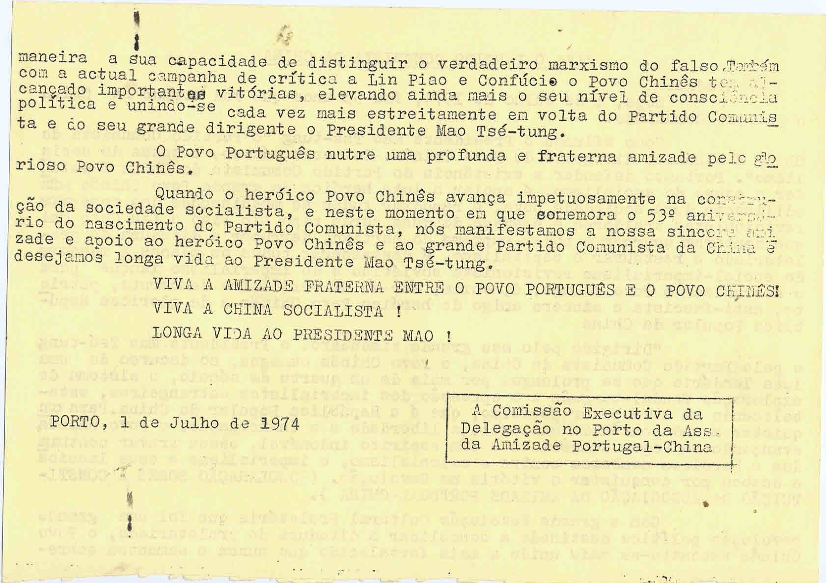 Calendario 2019 Colombia Almanaque Abril 1974 Más Recientemente Liberado associa‡ƒo Da Amizade Portugal – China Aapc – Ephemera