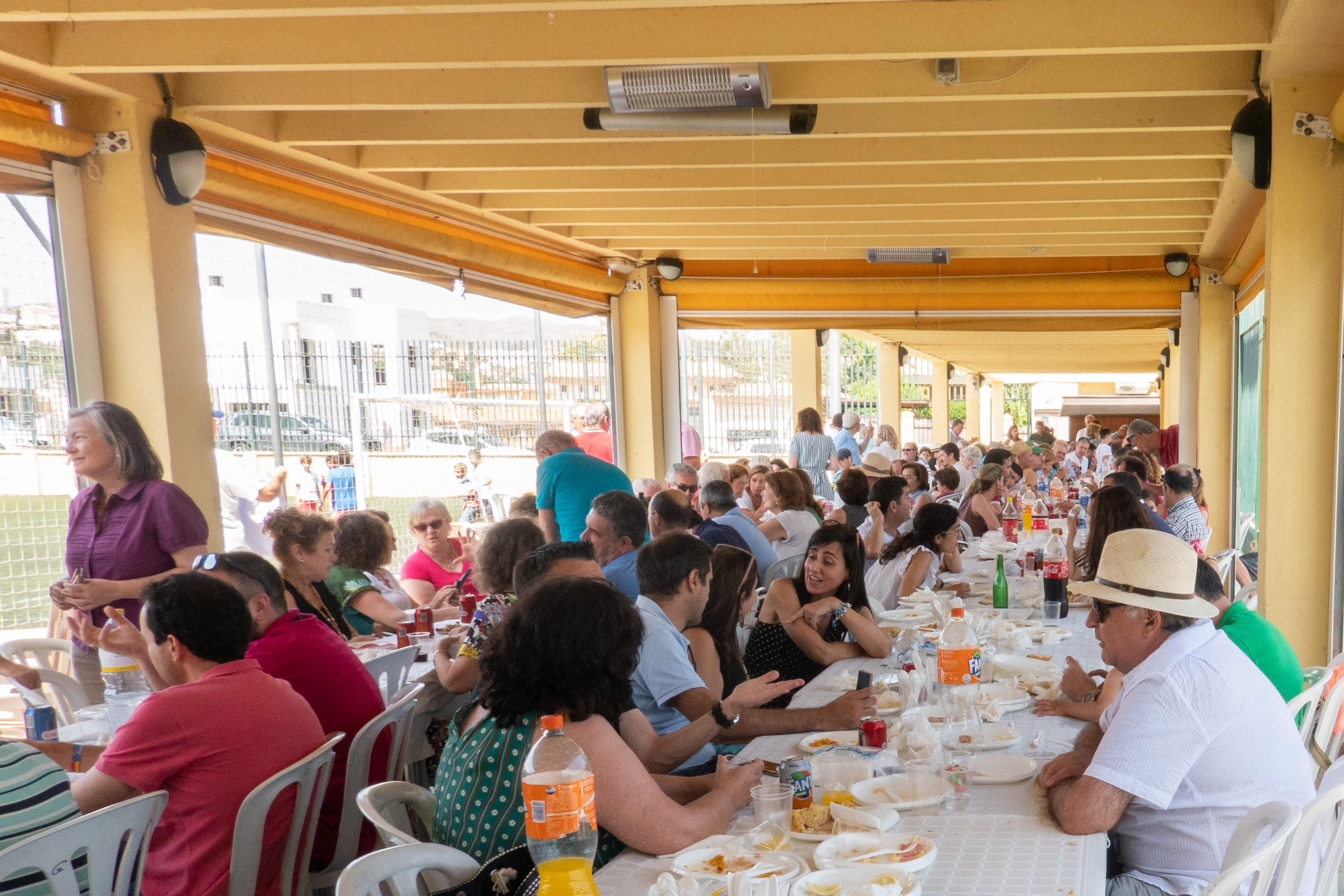"""La colecta de la Misa se ha dedicado a la """"Plataforma de Solidaridad con los inmigrantes de Málaga """""""
