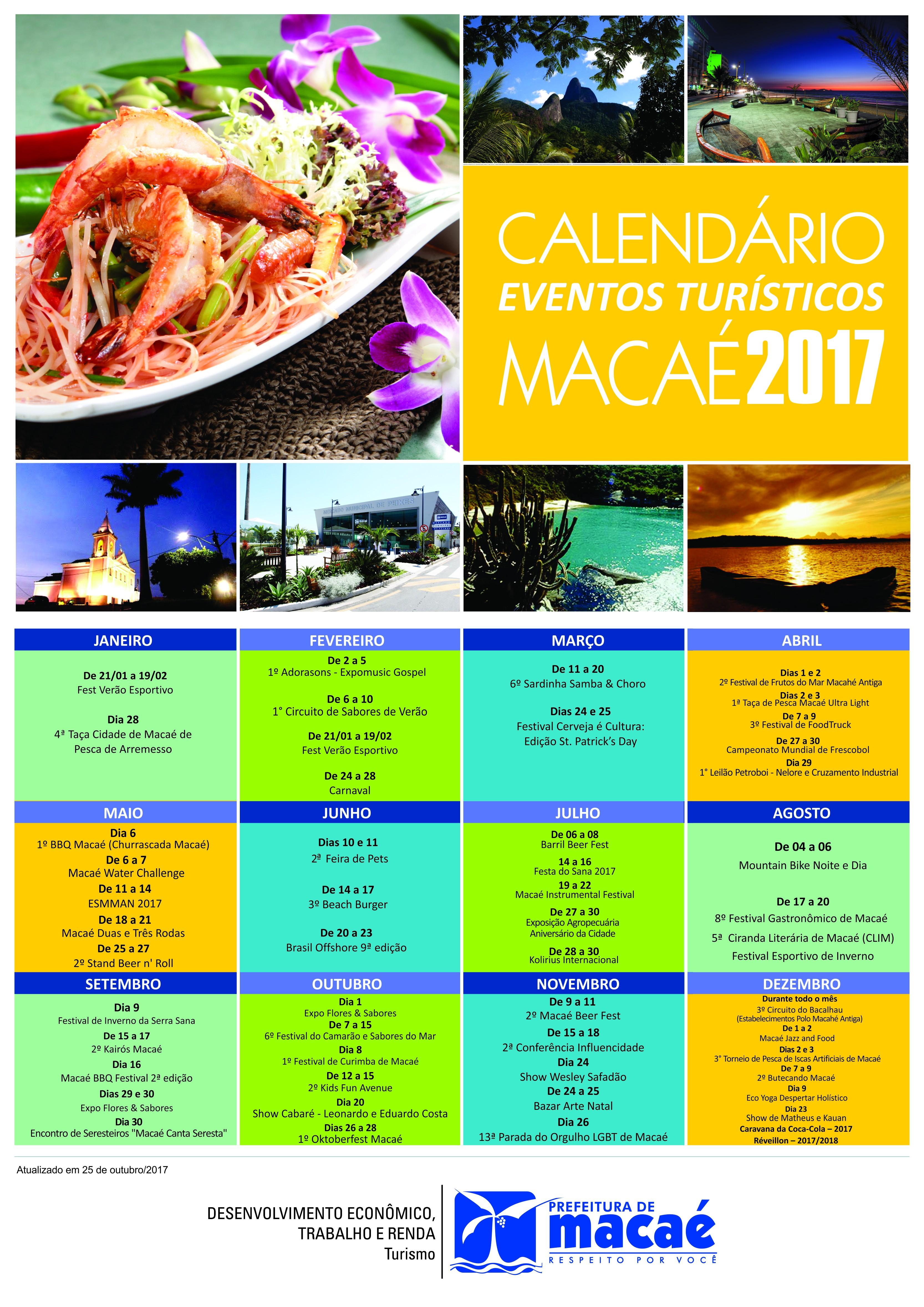 CALENDRIO DE EVENTOS MACAé 2017 novo os 1424 25