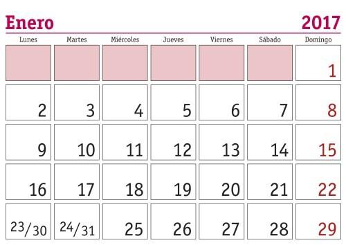 Calendario 2019 Enero Zbinden Posieux Más Recientes Calendario Enero Xxl Para Planificarte También En Inglés