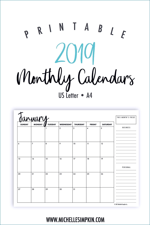 Calendario 2019 Excel Descargar 2010 Más Recientes Determinar Calendario En Blanco Para Imprimir Pdf