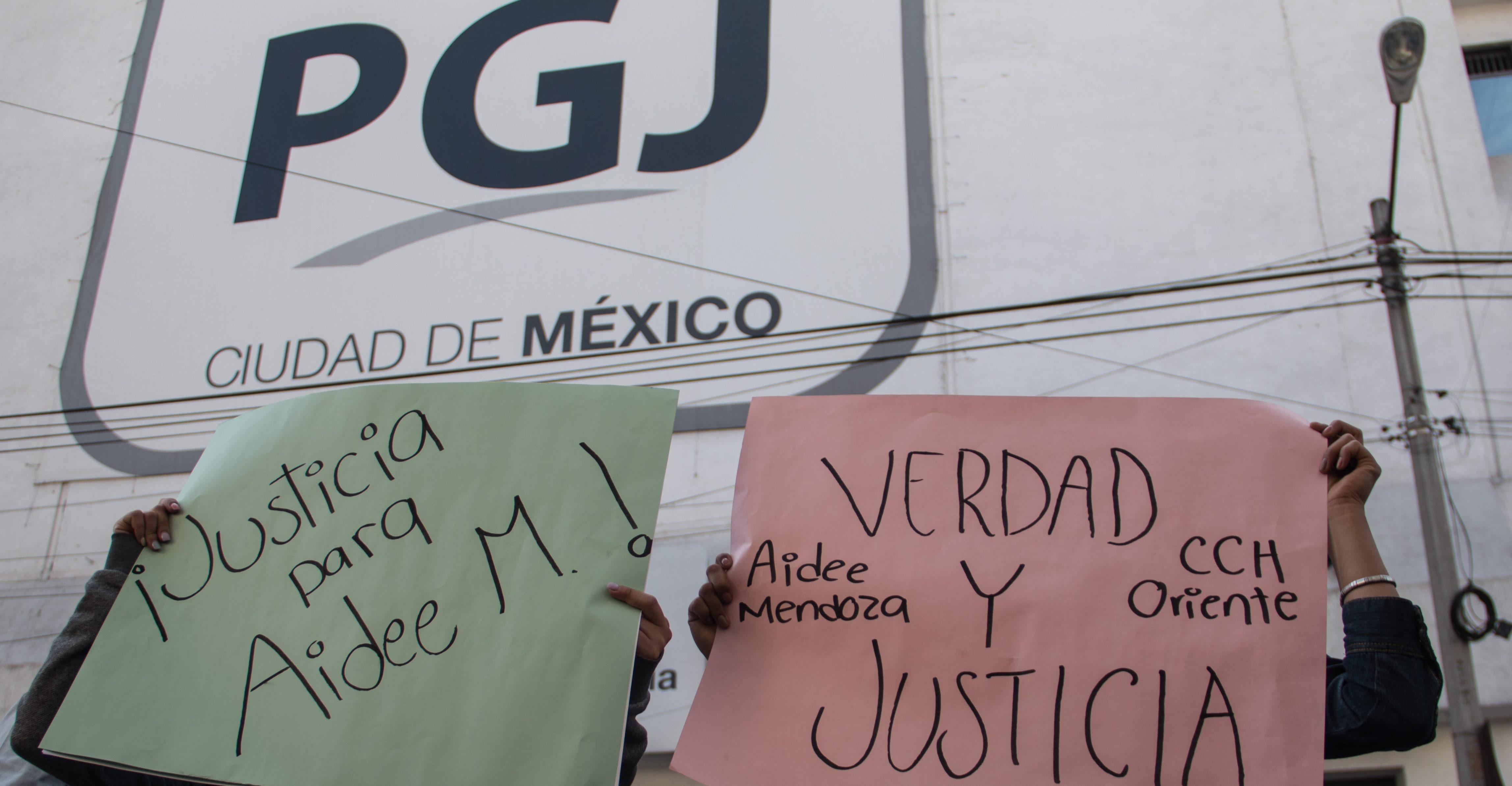 Protesta PGJ 1 2 e