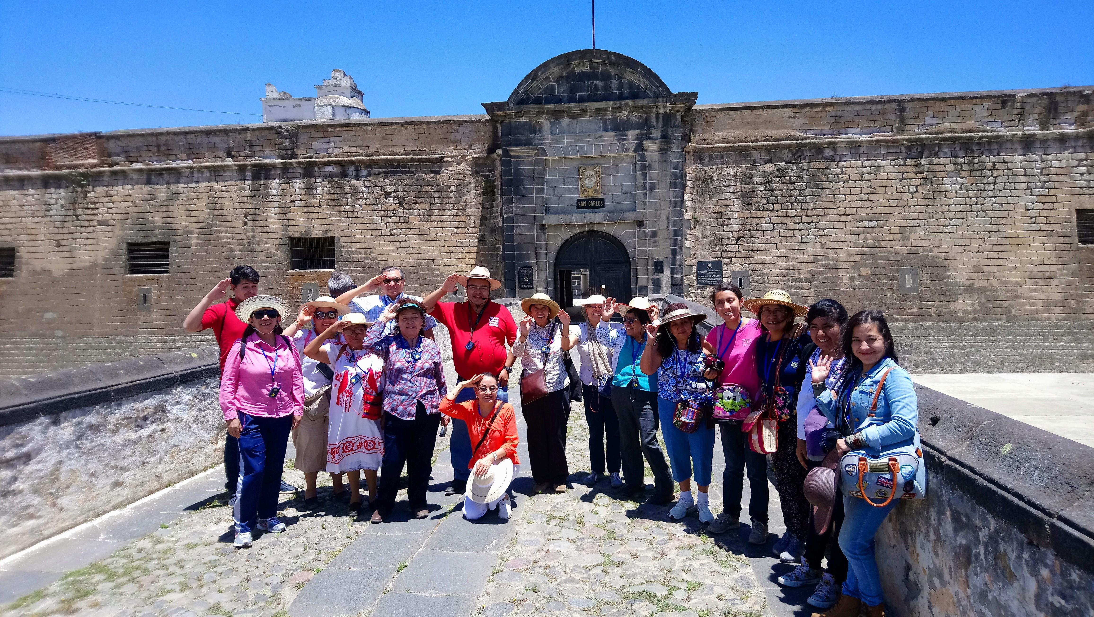 Visitas Guiadas México ACTIVIDADES 2019