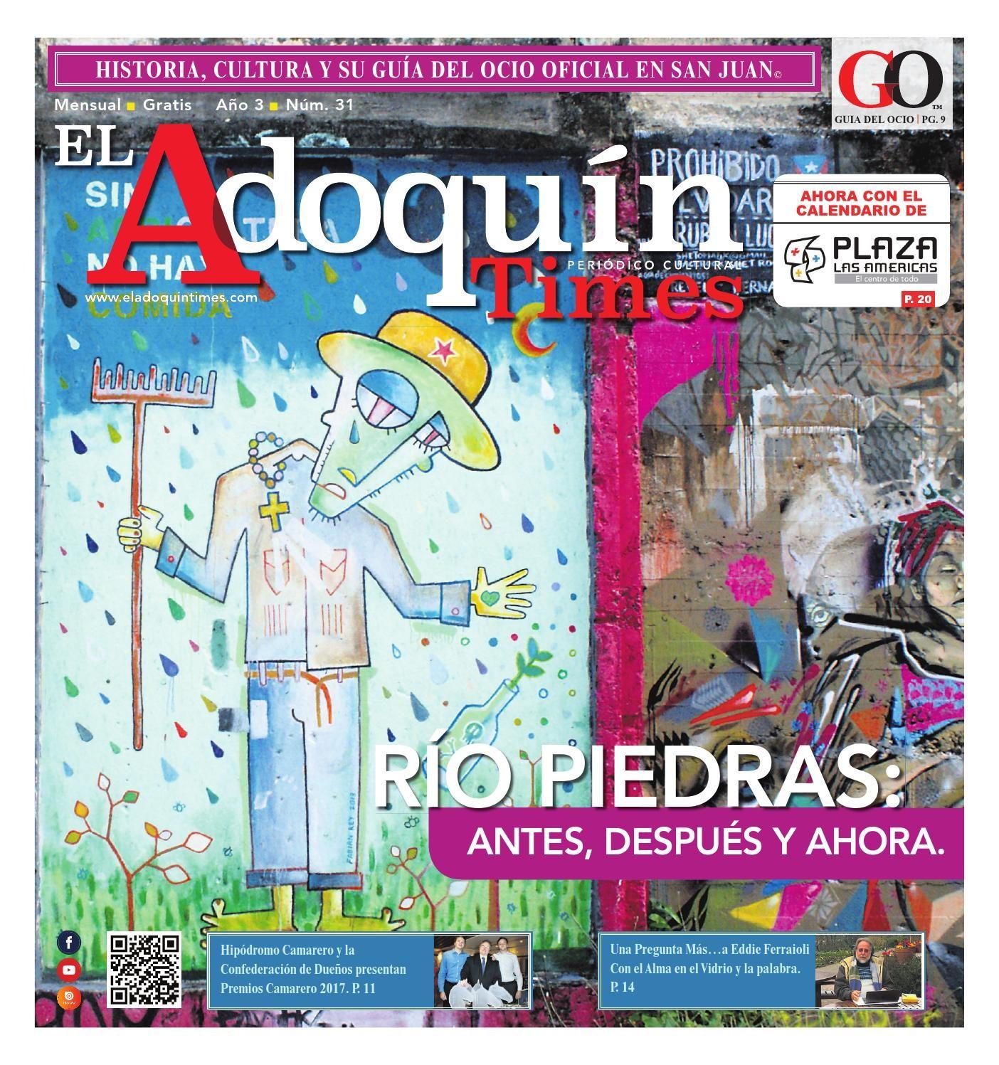 El Adoqun Times A±o 3 Nºmero 31 by El Adoqun Times issuu