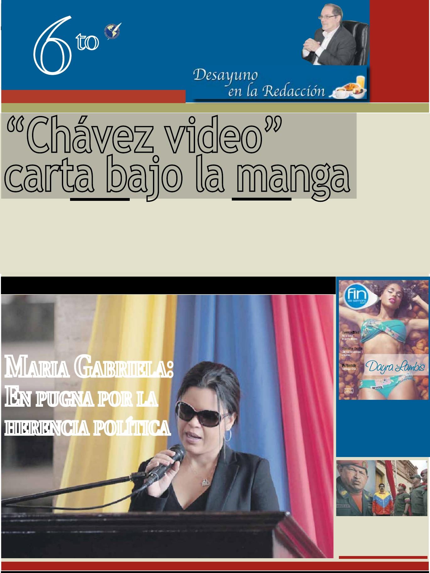 Caracas 24 al 31 de marzo de 2013