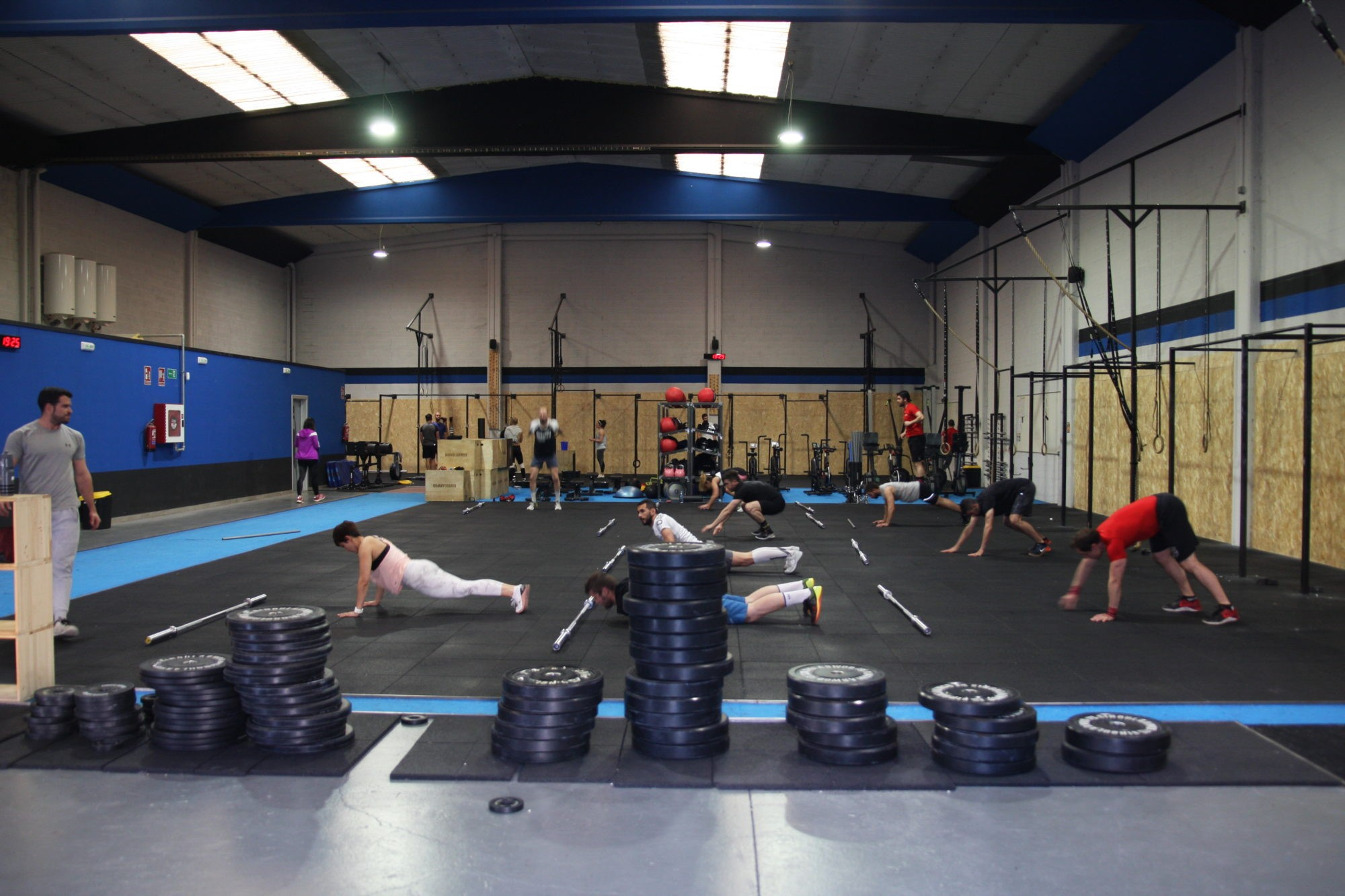 CrossFit Tizona Burgos un box CrossFit • Revista Forofos