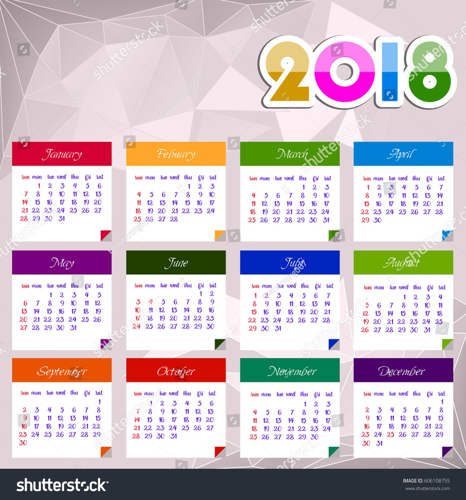 Calendario Com Semanas 2017 Más Recientes New Year 2017 Design Moderno Calendário – Title