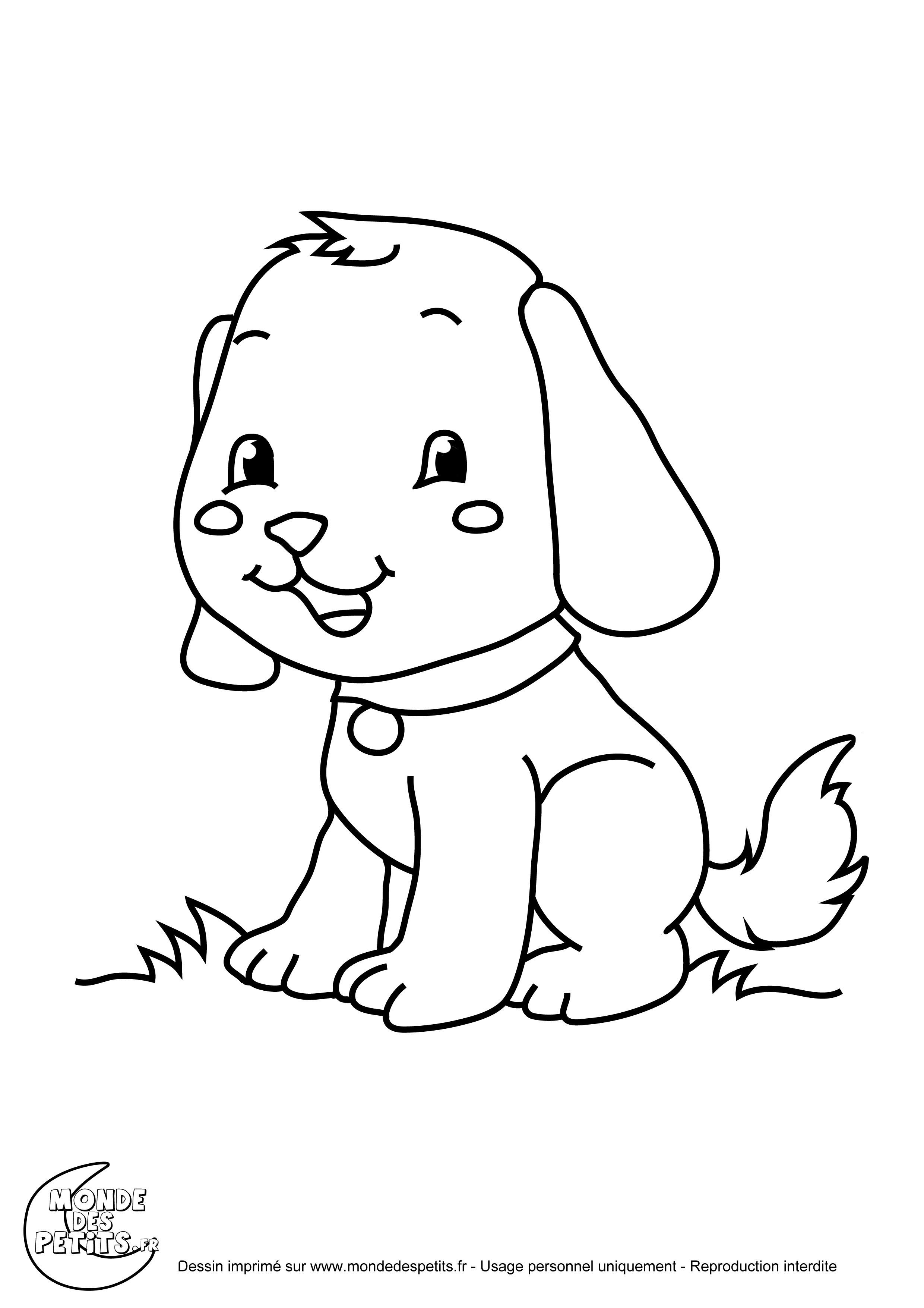 10 nouveau coloriage chien ausmalbilder dedans coloriage chien a imprimer gratuit