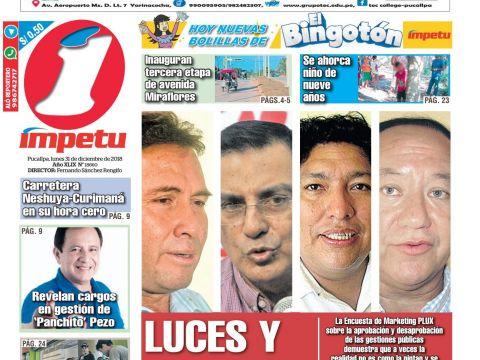 Calendario De Feriados En Bolivia 2019 Recientes Impetu 31 De Diciembre Del 2018 by Diario mpetu issuu