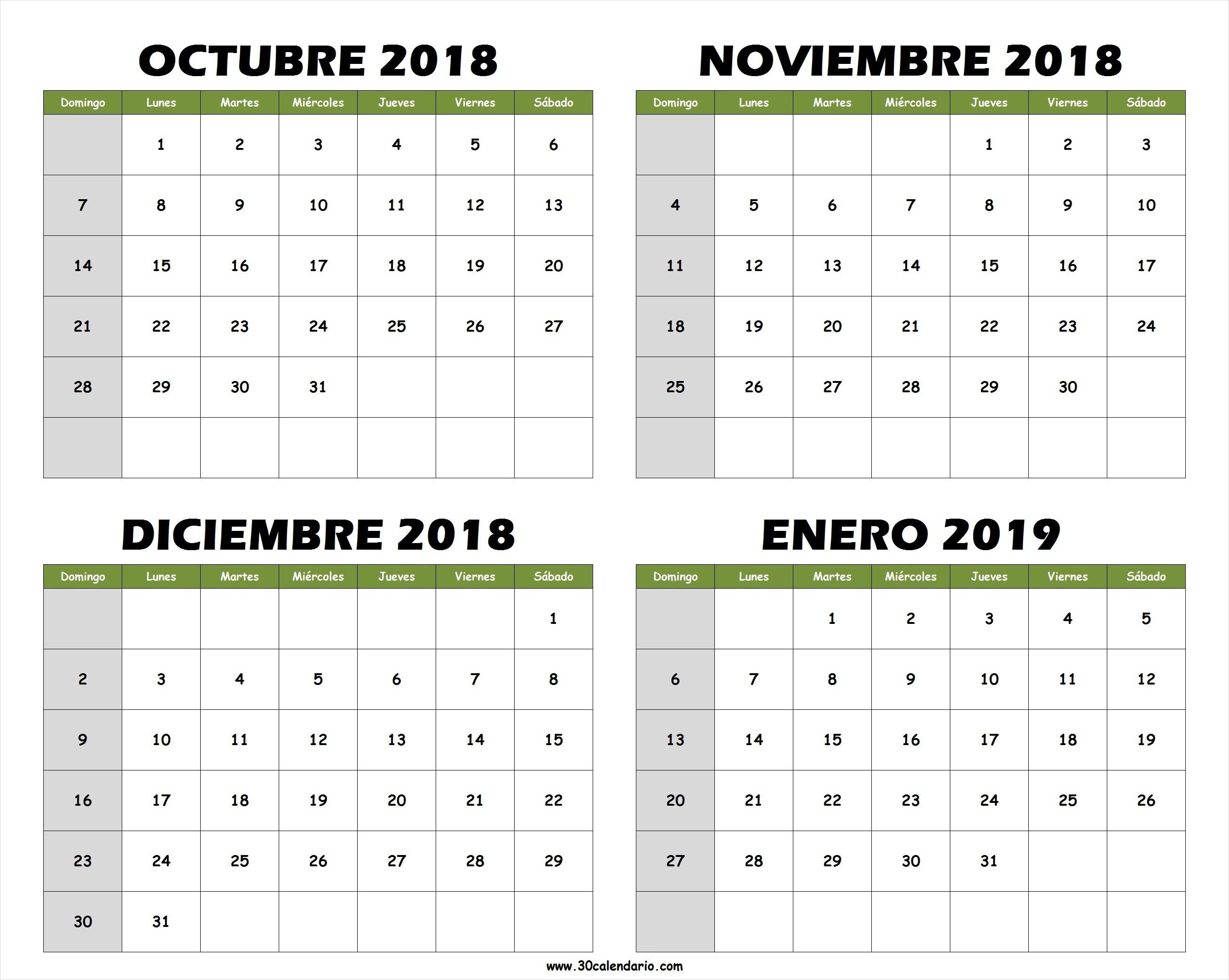 Calendario Del 2019 Colombia Con Festivos Madrid Más Caliente Informacion Calendario 2019 Para Colombia