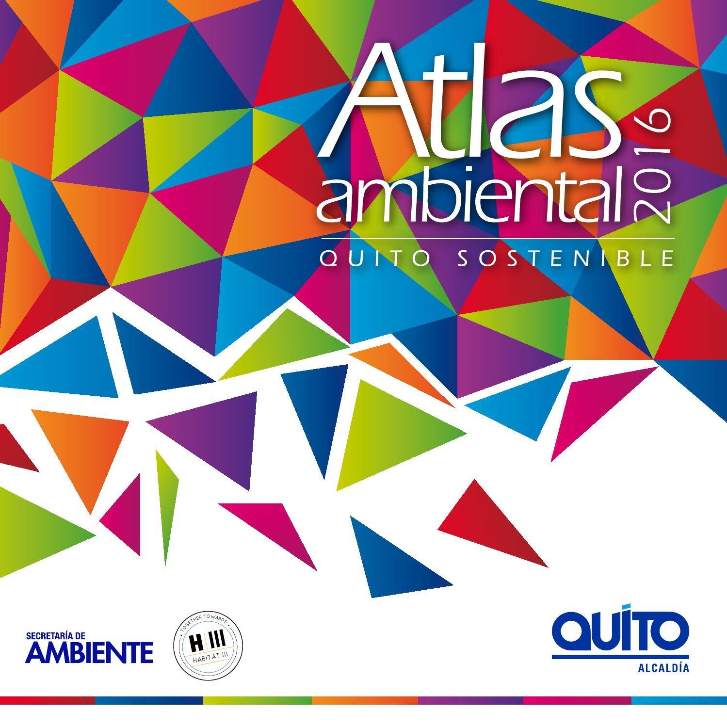 Calendario Escolar 2018 Y 2019 Sep 195 Dias Pdf Más Recientes atlas Ambiental 2016 Quito sostenible by Santiago Avila issuu