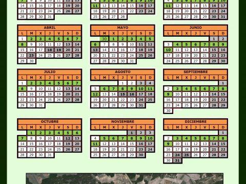 Calendario Lunare 2019 Aprile Más Recientemente Liberado Prueba Calendario 2019 Feriados Bancarios