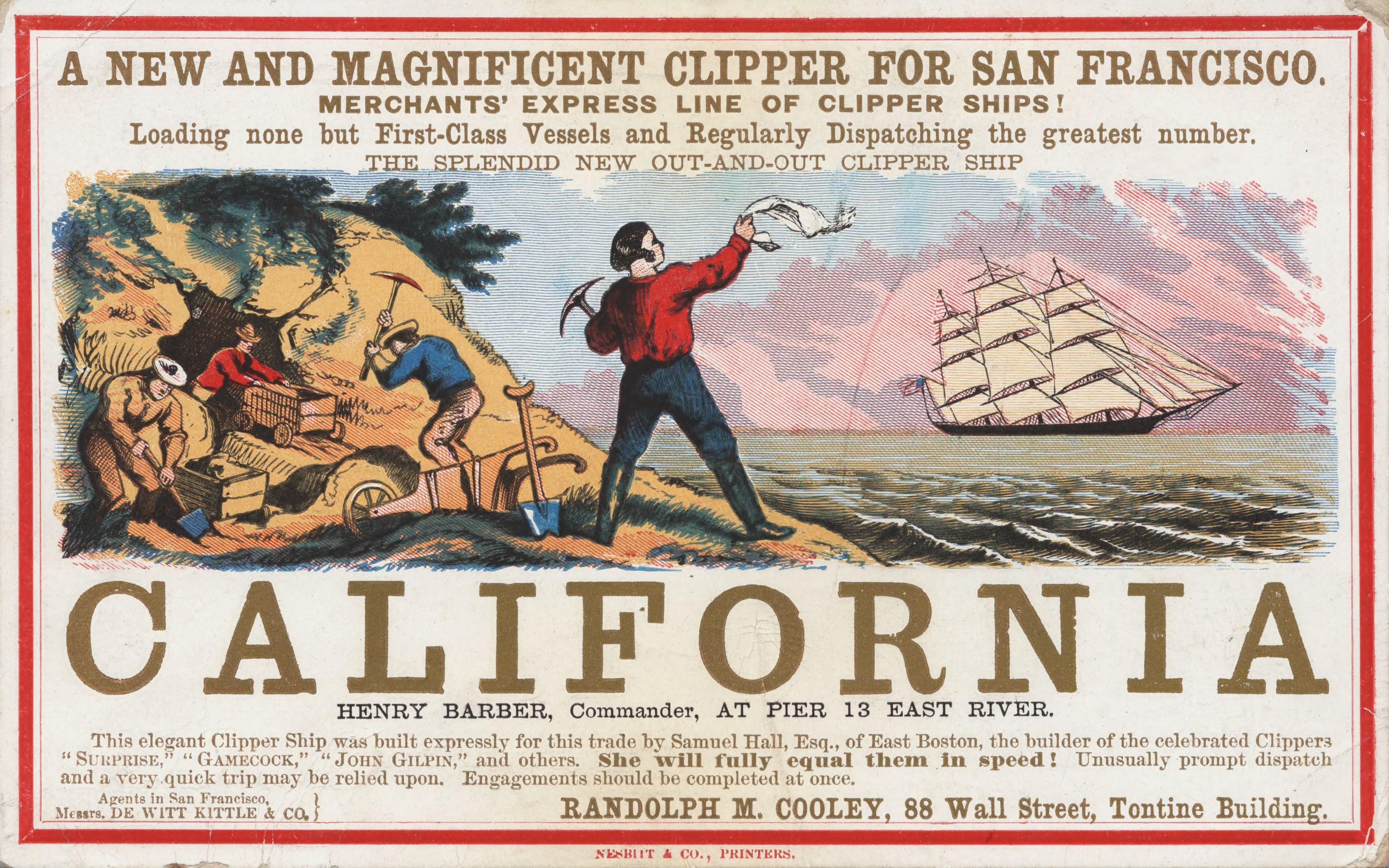 Archivo California Clipper 500
