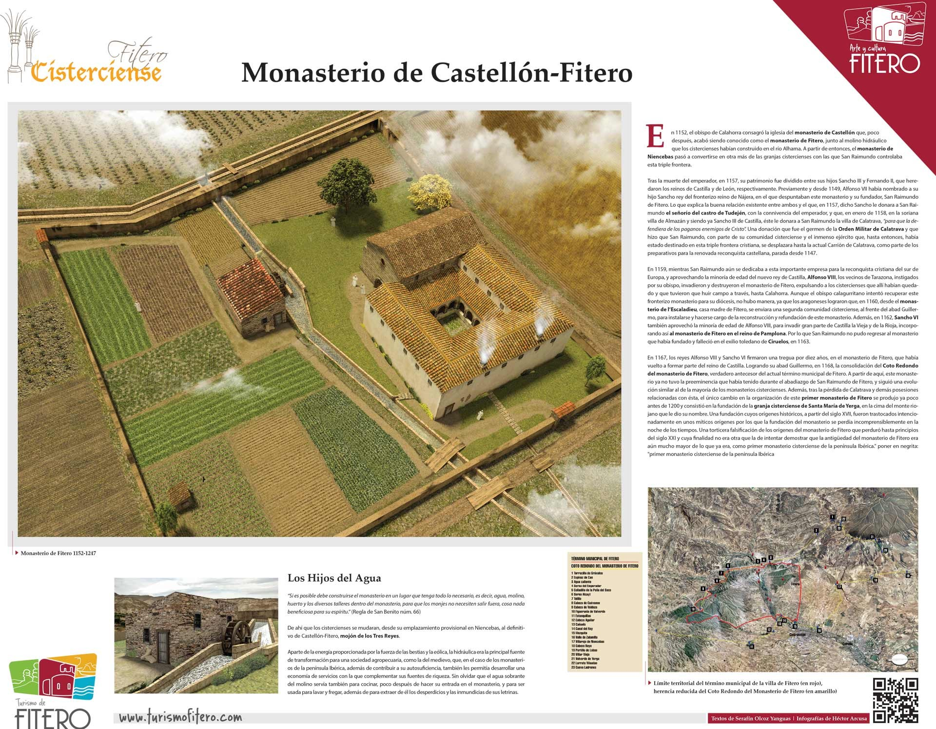 Monasterio de Castell³n Fitero